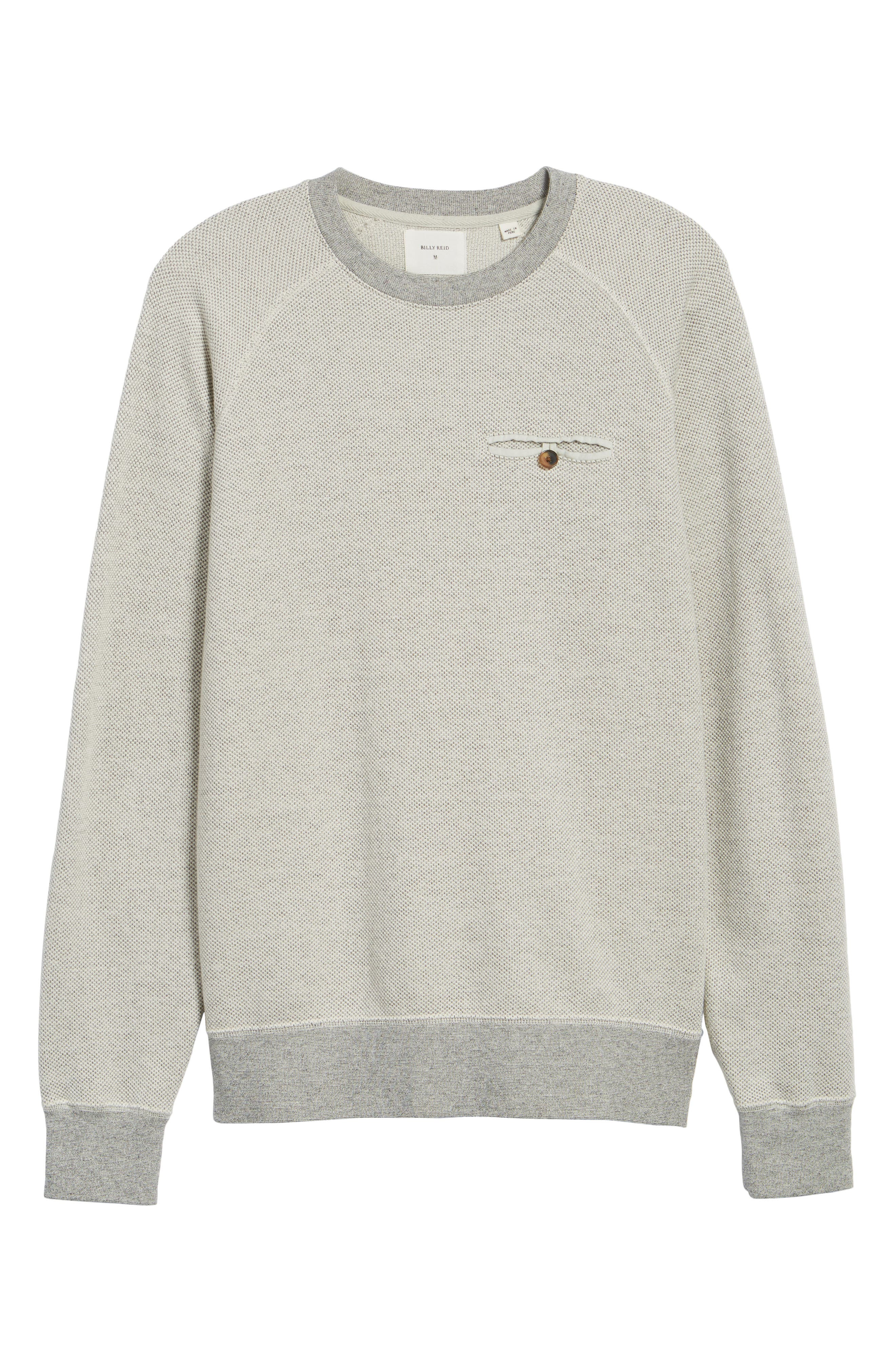 Tommy Pullover Sweatshirt,                             Alternate thumbnail 6, color,                             032