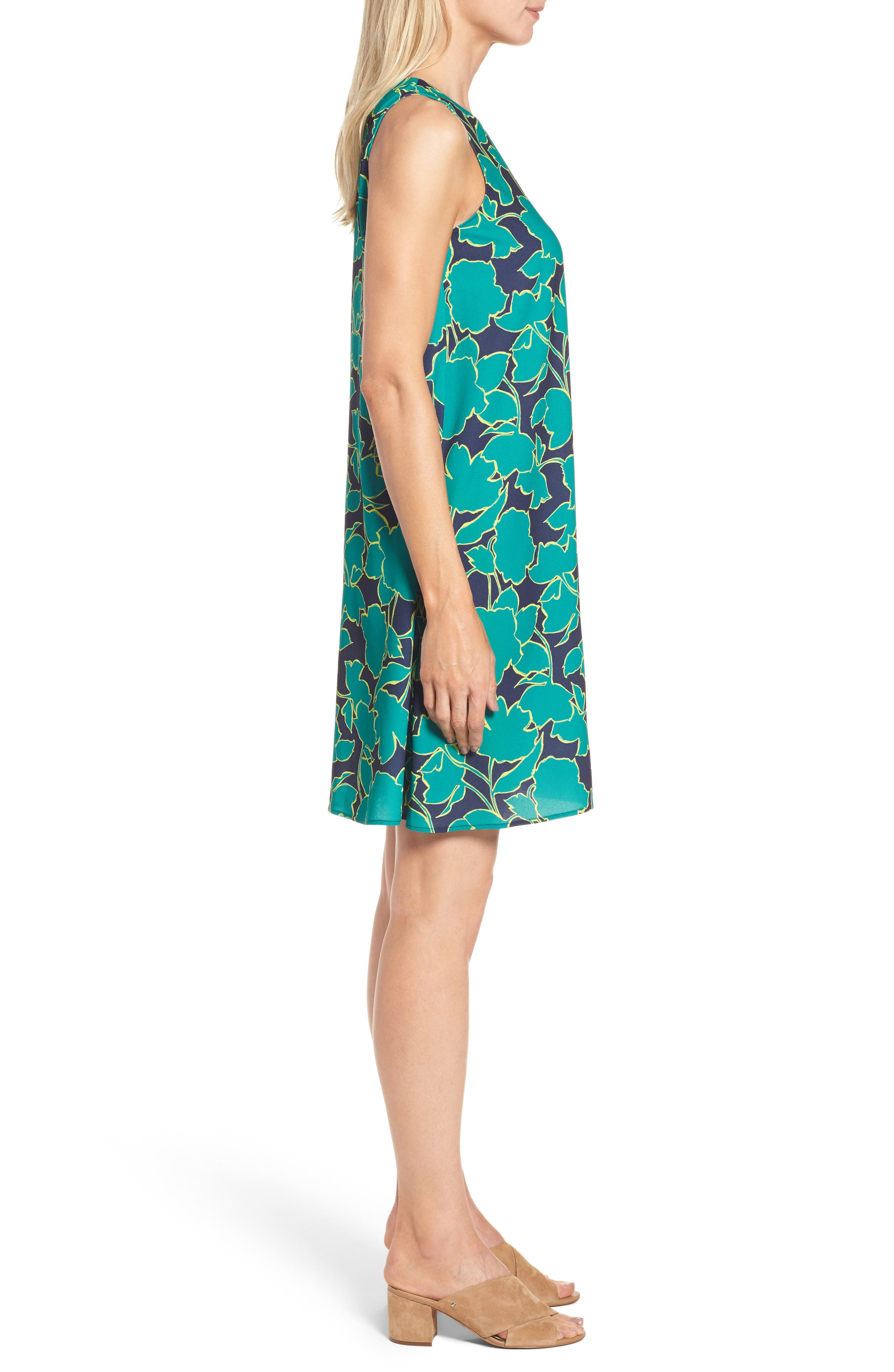 A-Line Dress,                             Alternate thumbnail 80, color,