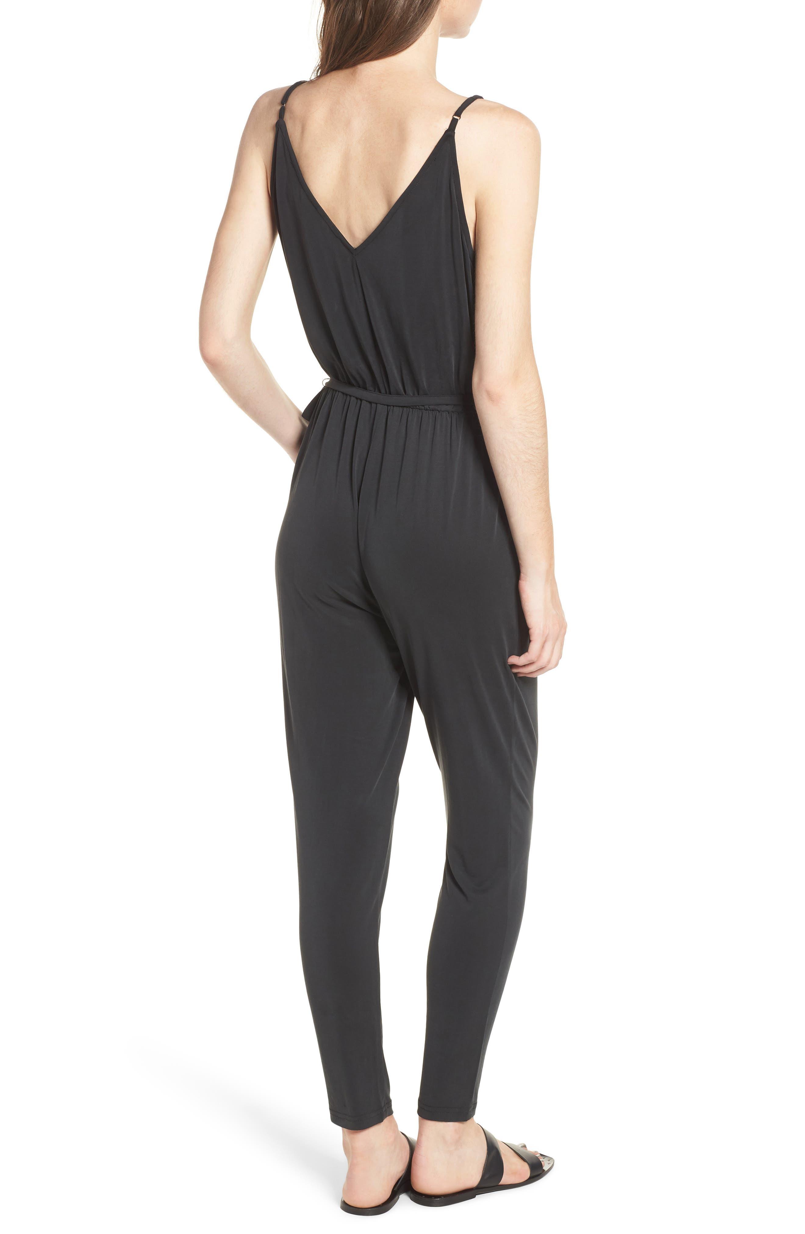 LIRA CLOTHING,                             Marni Jumpsuit,                             Alternate thumbnail 2, color,                             001