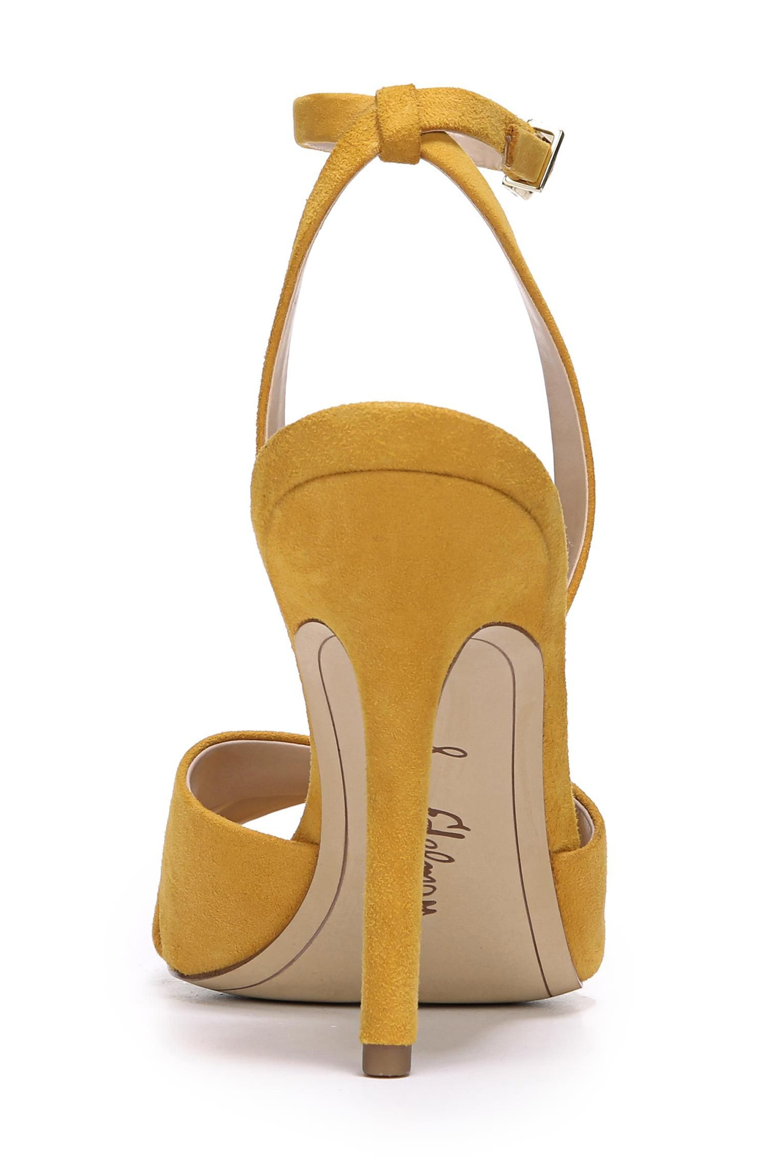Aly Ankle Strap Sandal,                             Alternate thumbnail 41, color,