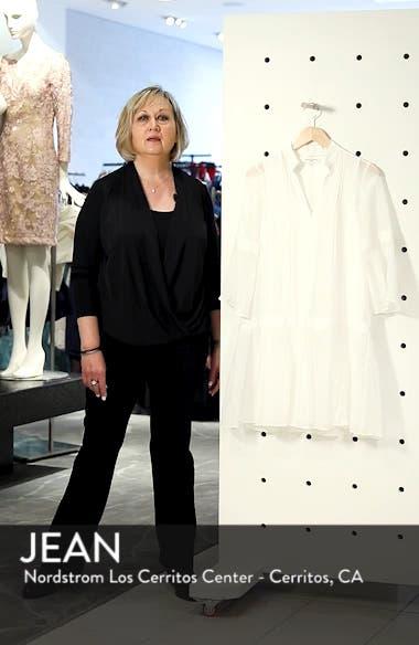 Mala Crinkle Shift Dress, sales video thumbnail