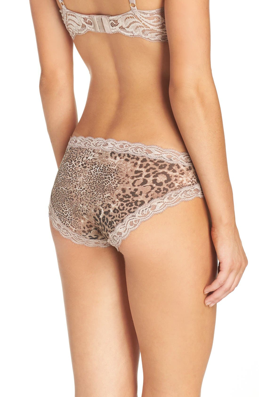 Feathers Hipster Briefs,                             Alternate thumbnail 119, color,