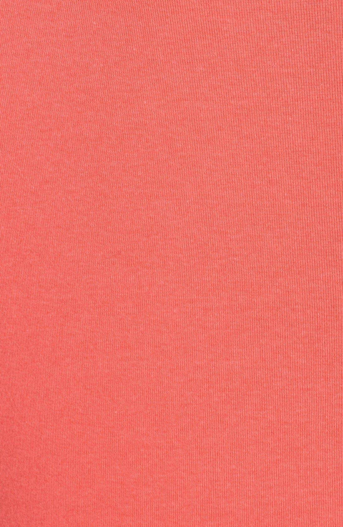 Short Sleeve V-Neck Tee,                             Alternate thumbnail 174, color,