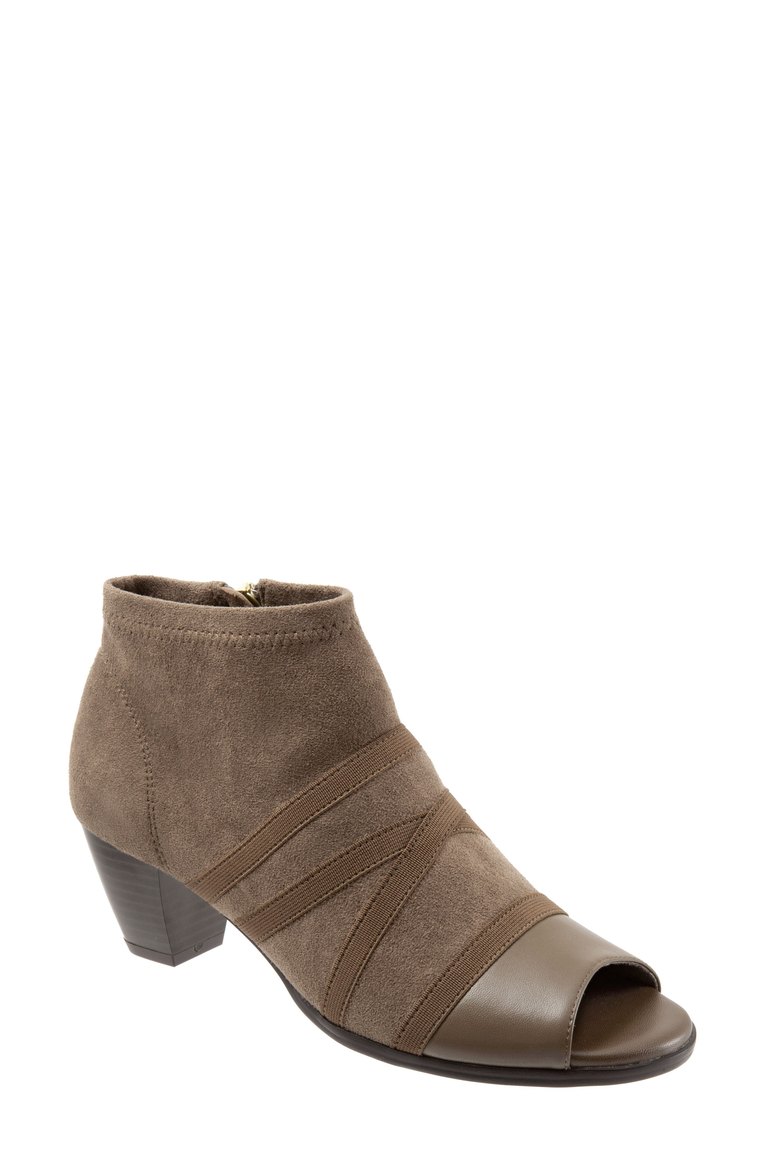 Trotters Maris Bootie, Brown