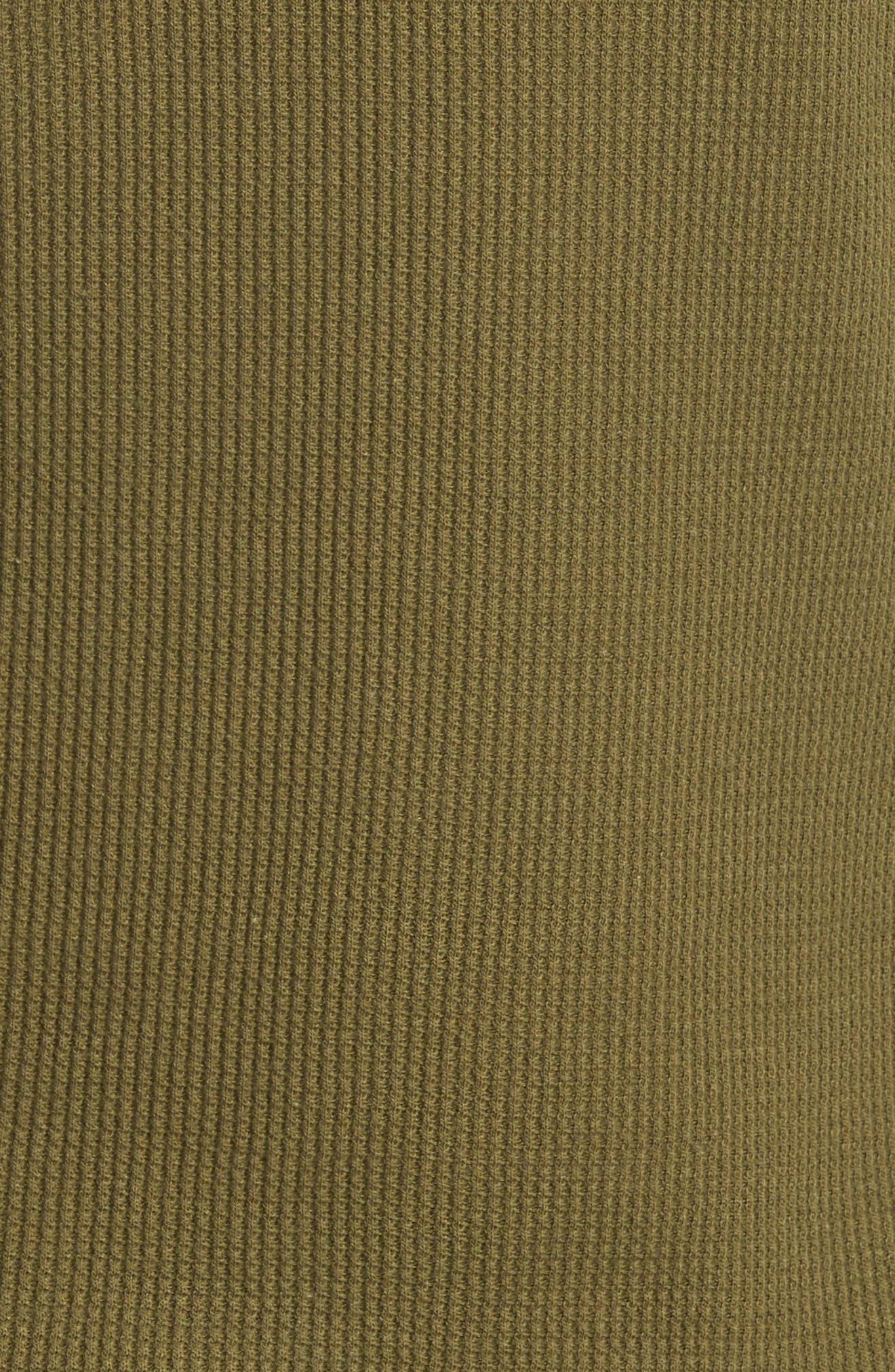 Thermal Pima Cotton Tee,                             Alternate thumbnail 14, color,