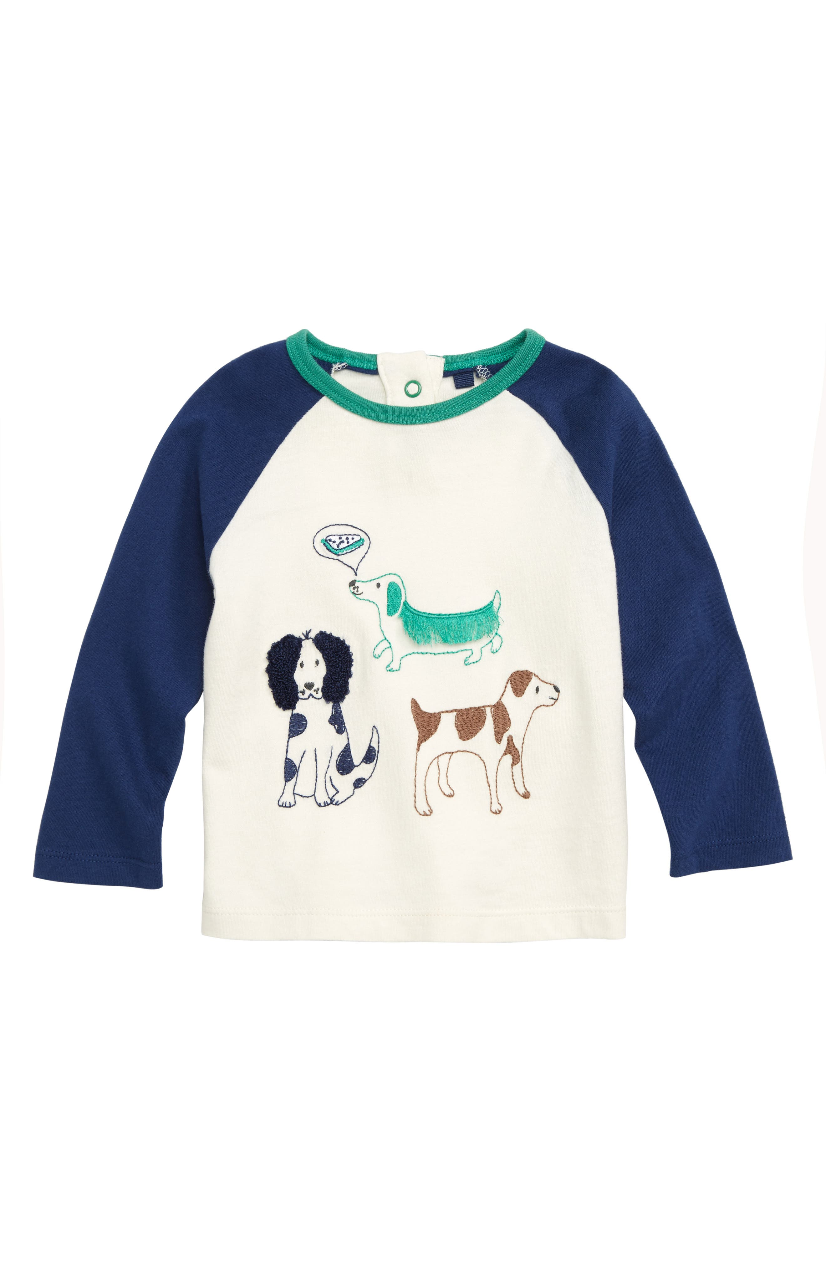 Farmyard Sketch T-Shirt,                         Main,                         color, ECRU