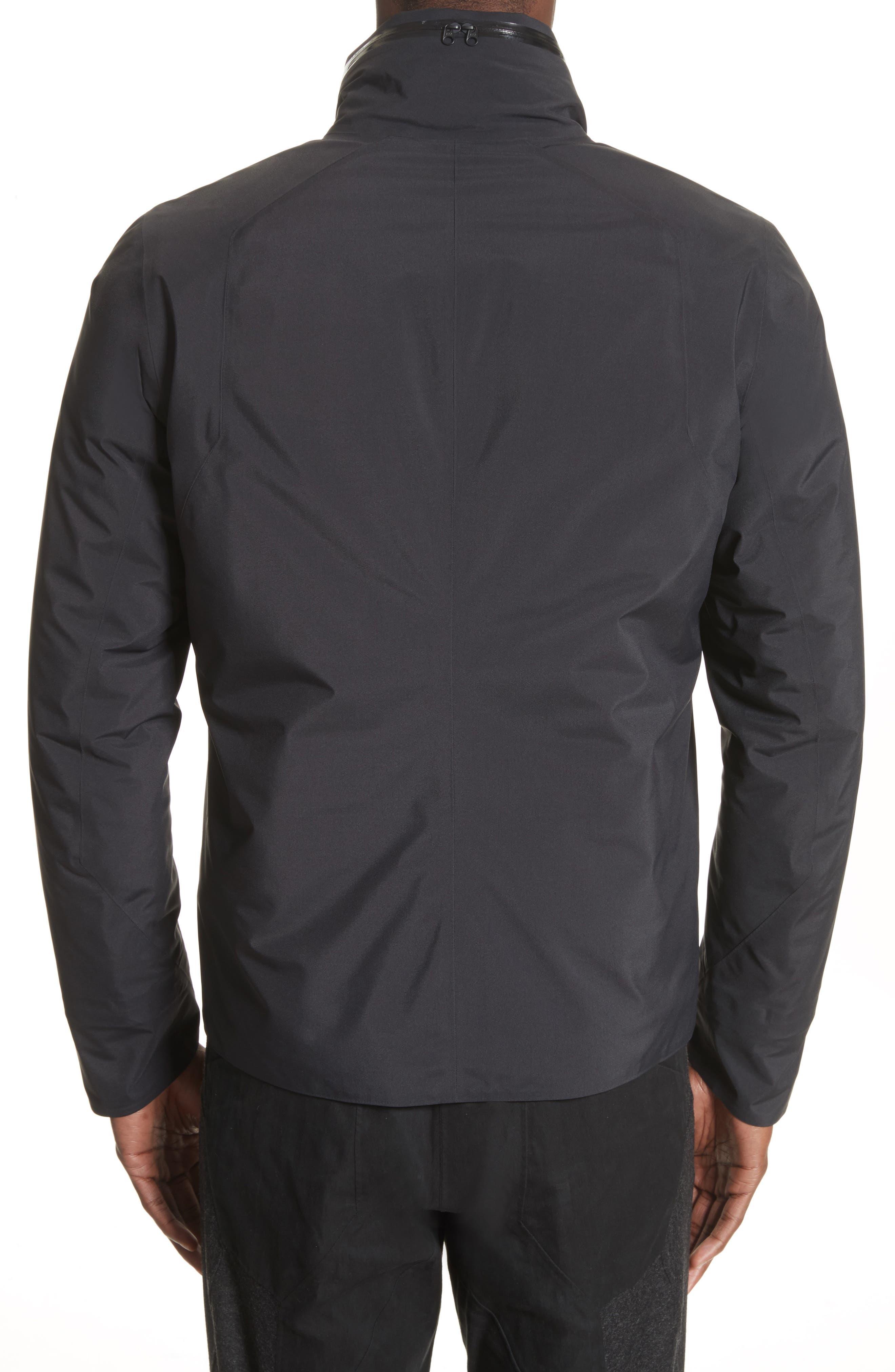 Achrom Waterproof Jacket,                             Alternate thumbnail 2, color,                             001