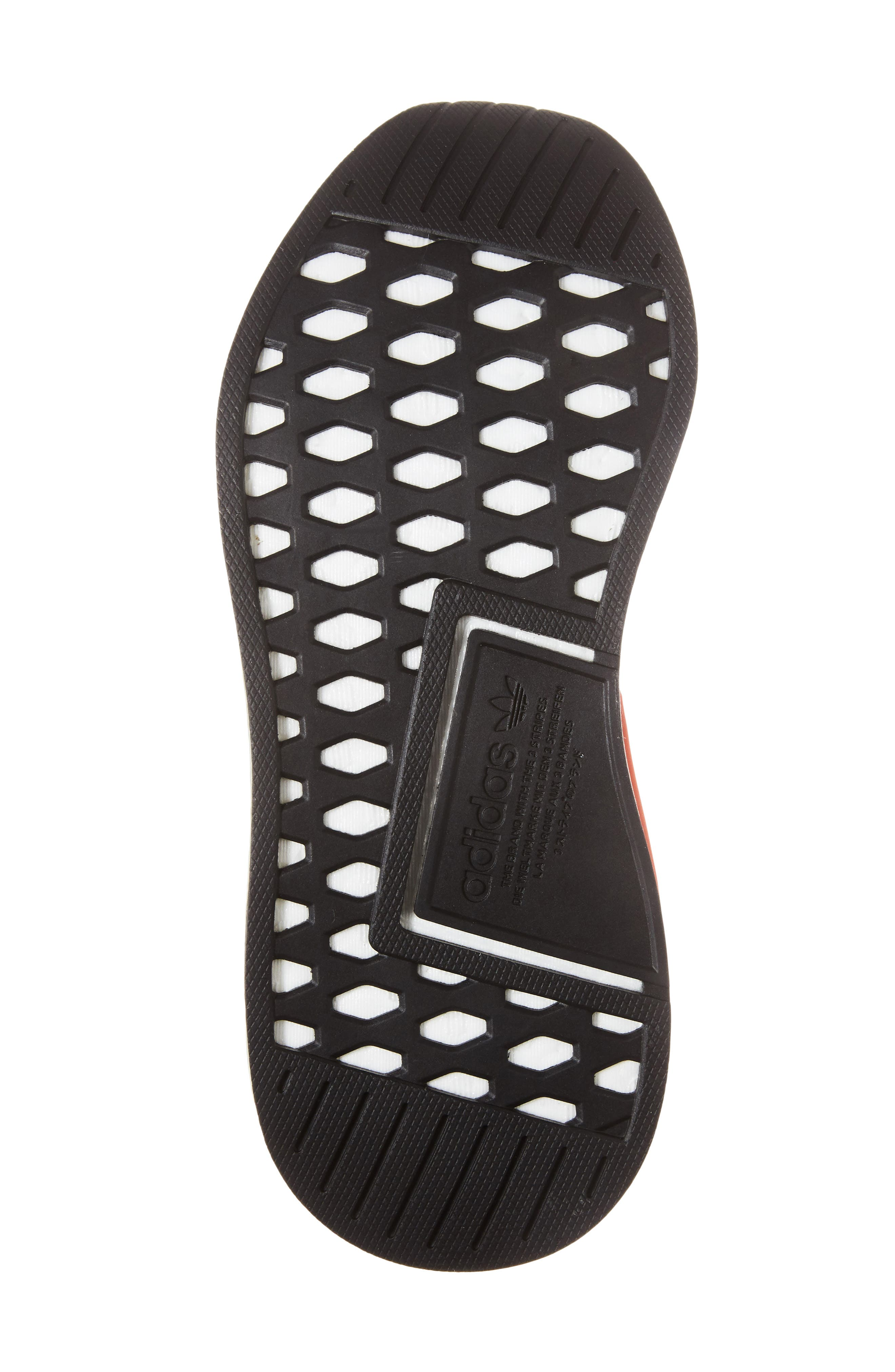 NMD R2 Primeknit Athletic Shoe,                             Alternate thumbnail 27, color,