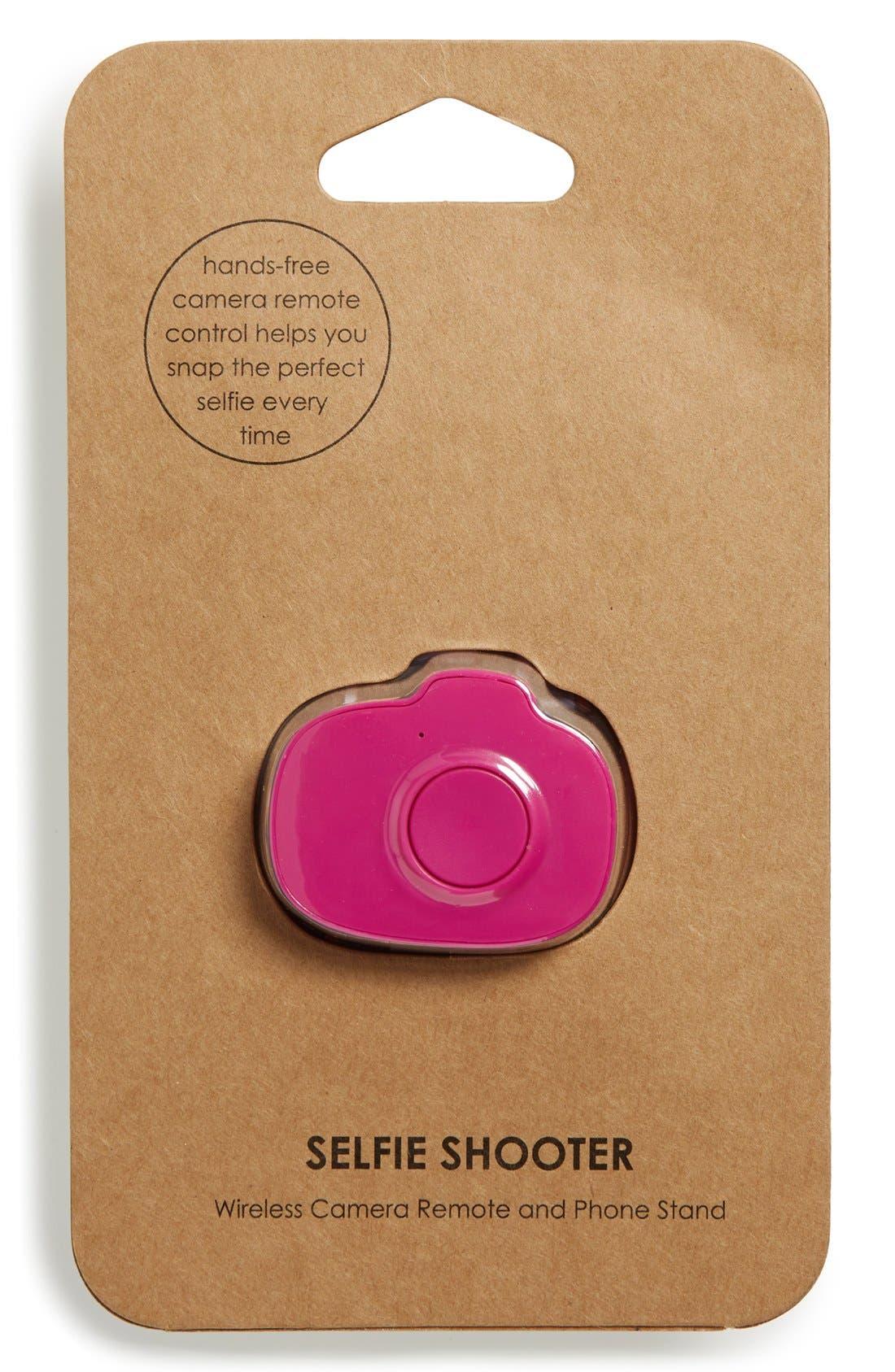 BP. 'Selfie Shooter' Wireless Smartphone Camera Remote, Main, color, 650