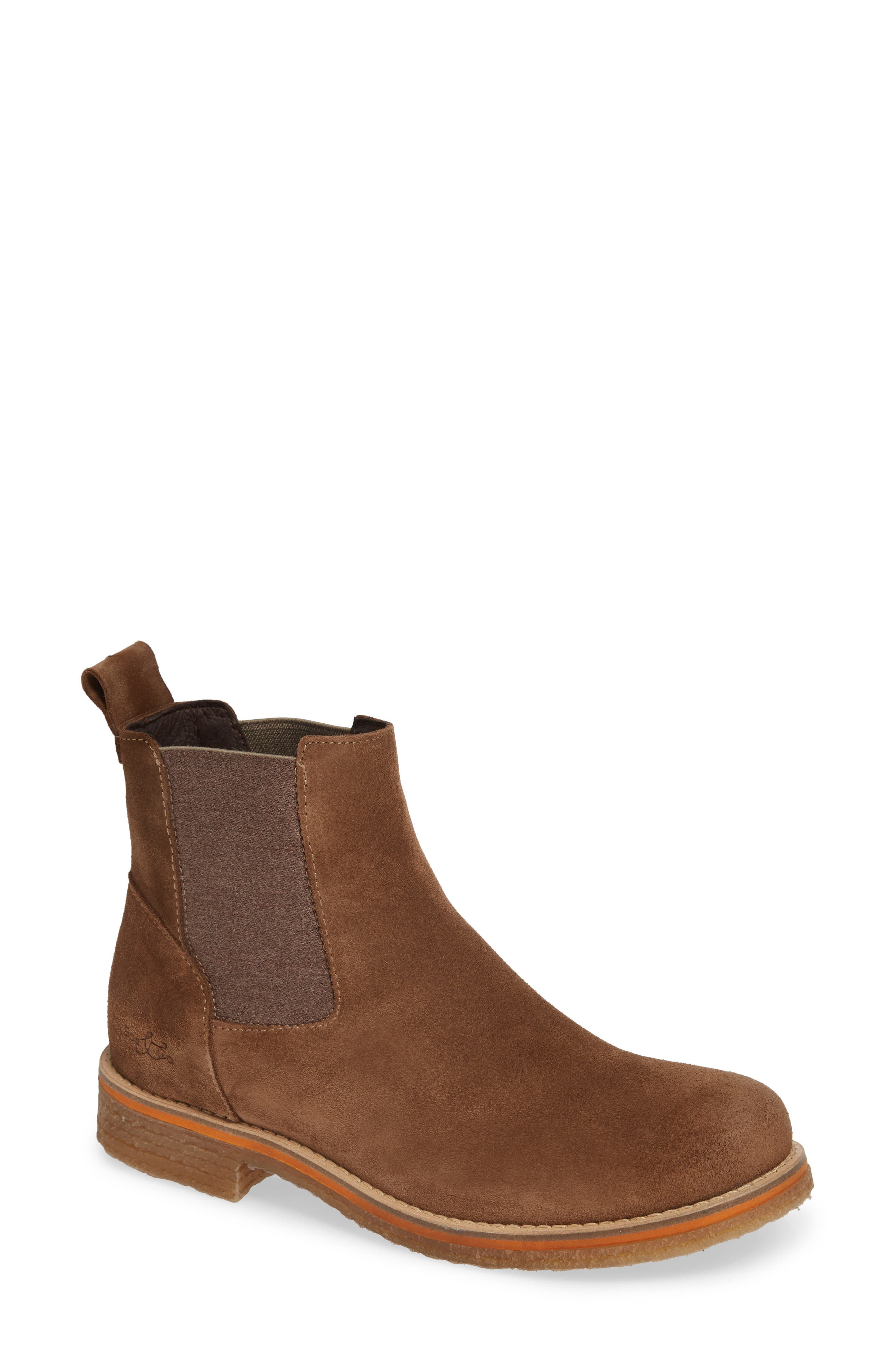 Bos. & Co. Basin Chelsea Boot, Beige