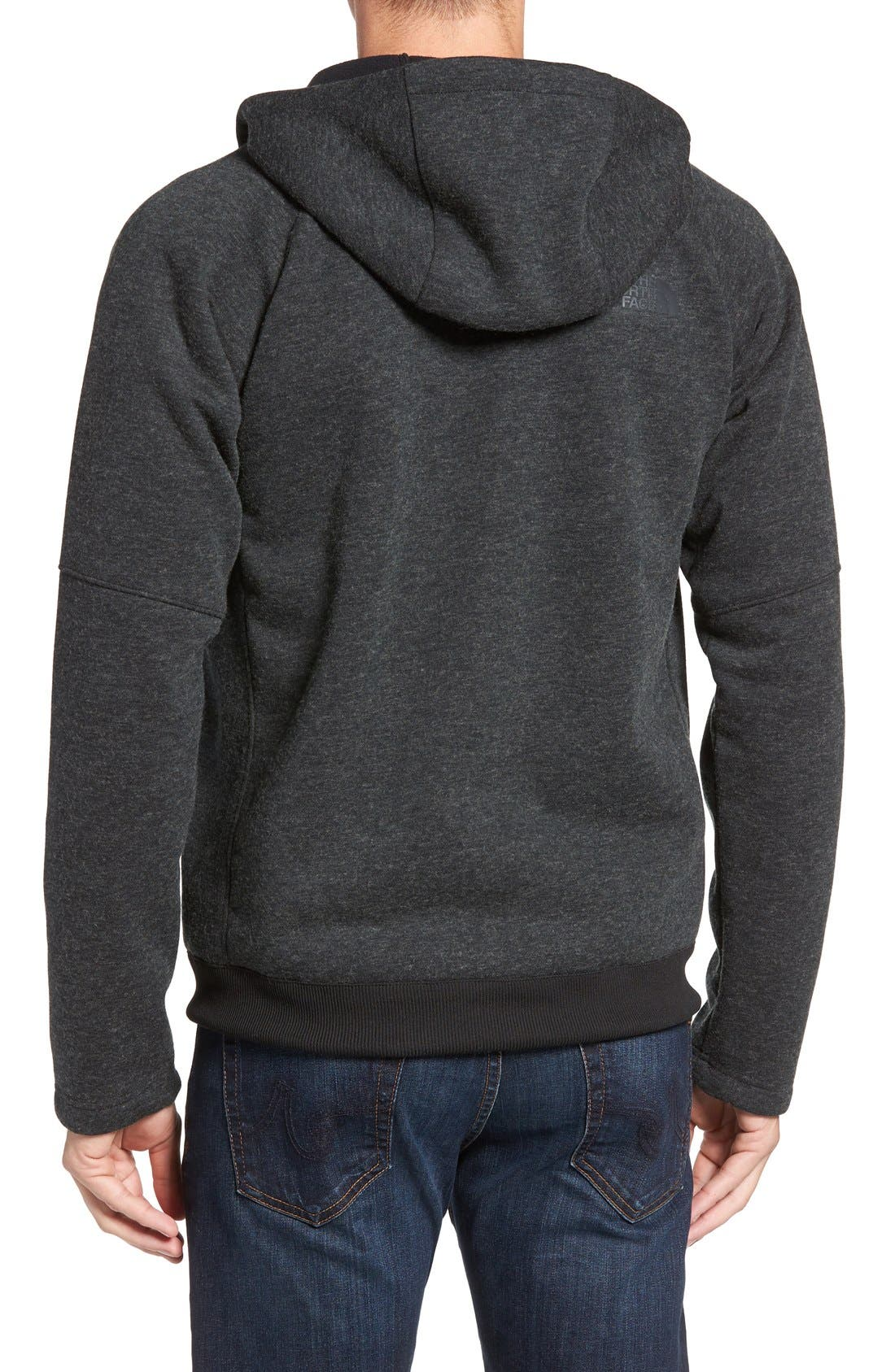 THE NORTH FACE,                             Far Northern Hoodie,                             Alternate thumbnail 2, color,                             001