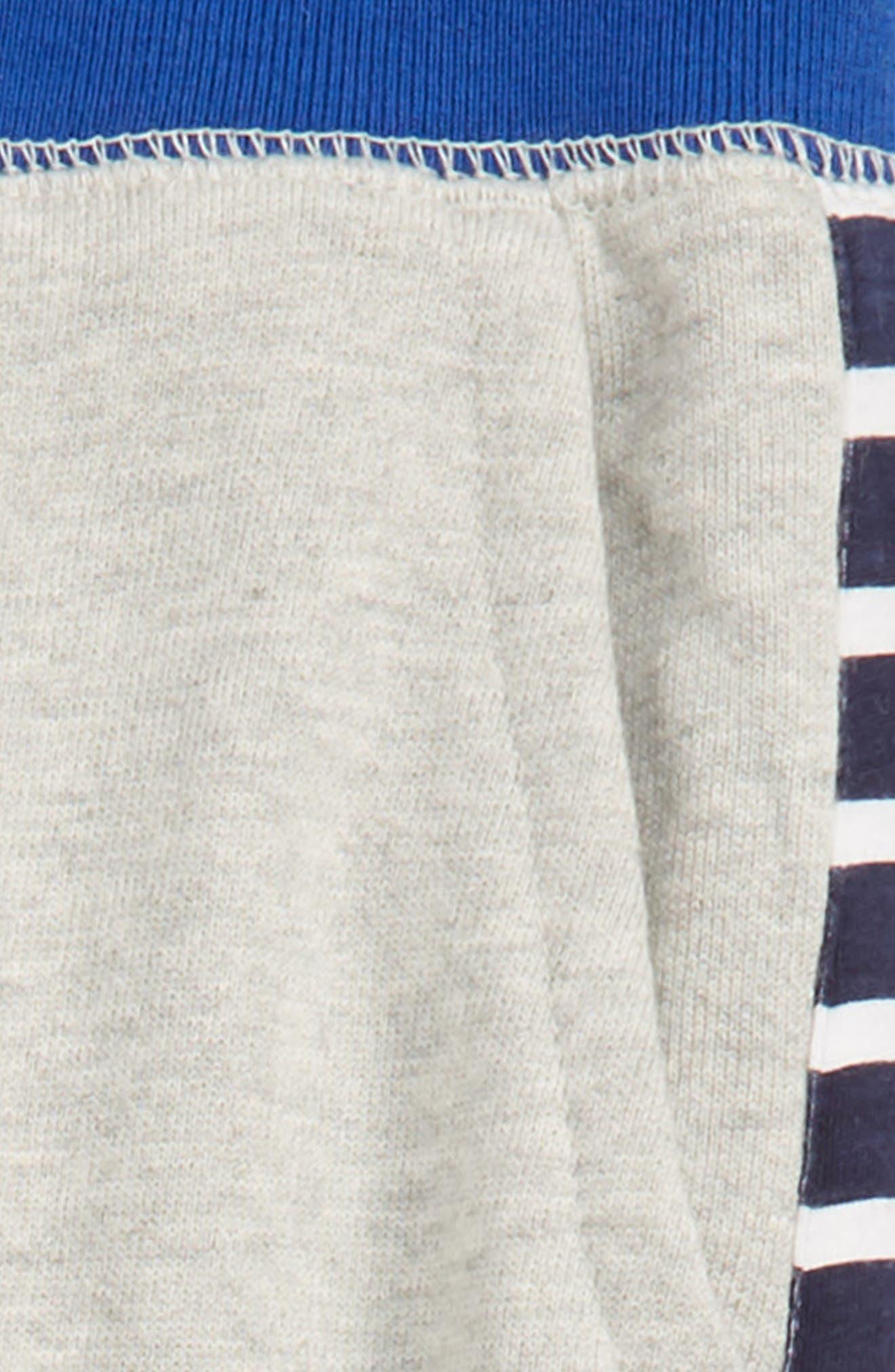 Side Stripe Sweatpants,                             Alternate thumbnail 2, color,                             BRIGHT CERISE REGAL