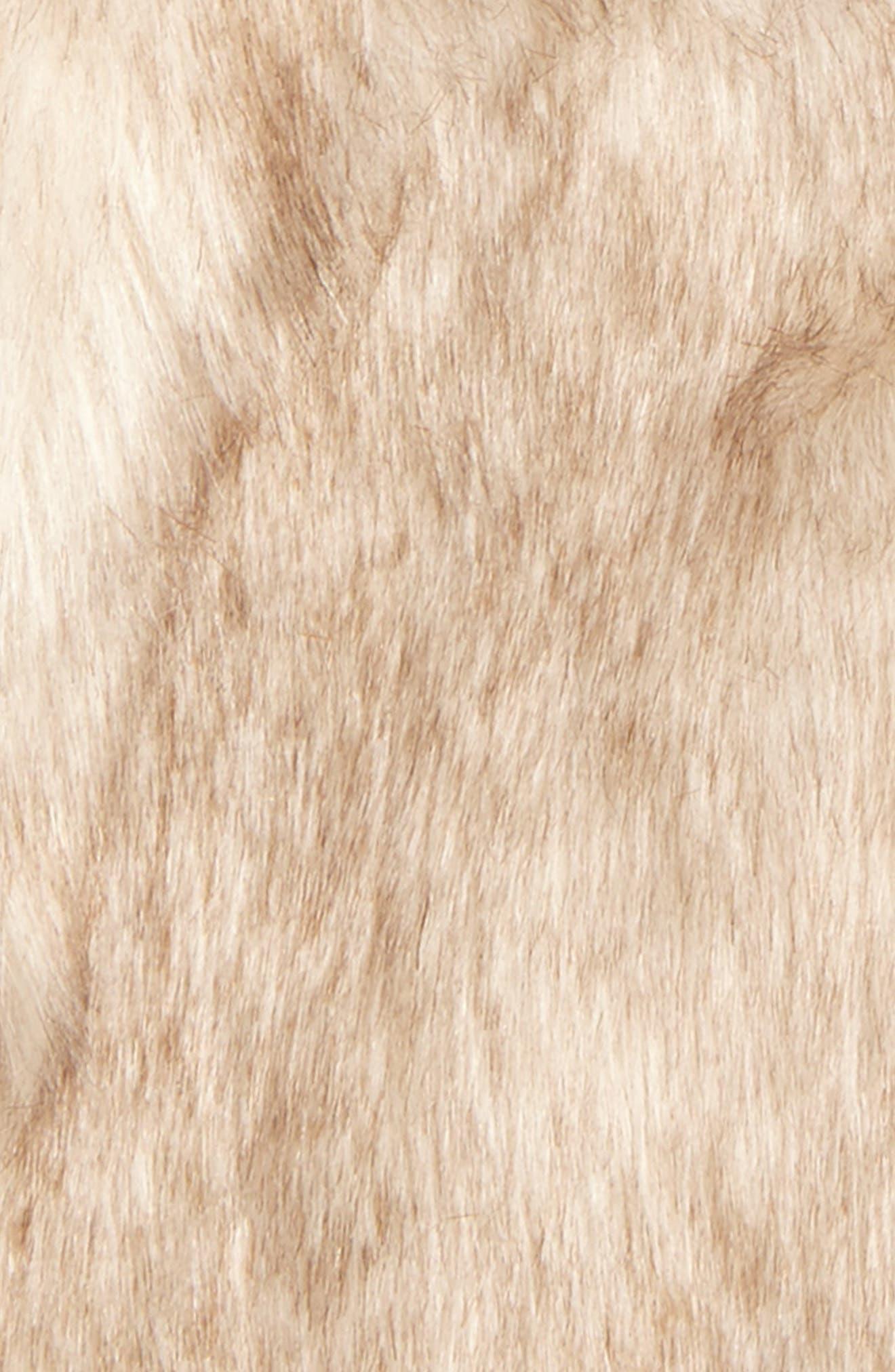 Faux Fur Vest,                             Alternate thumbnail 2, color,                             250
