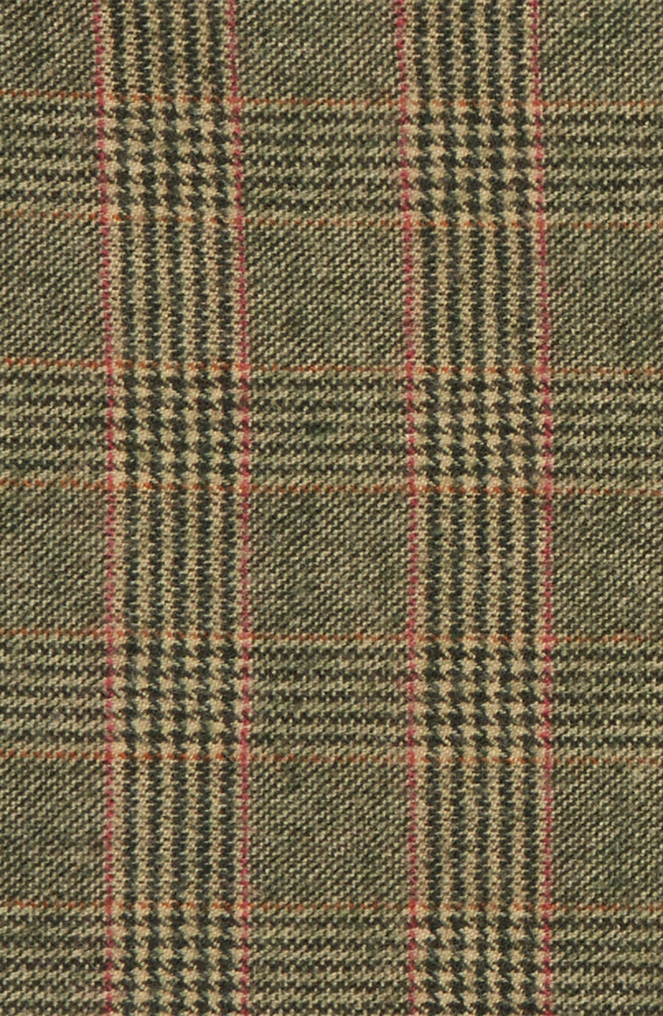 Goblin Wool Pocket Square,                             Alternate thumbnail 3, color,                             250