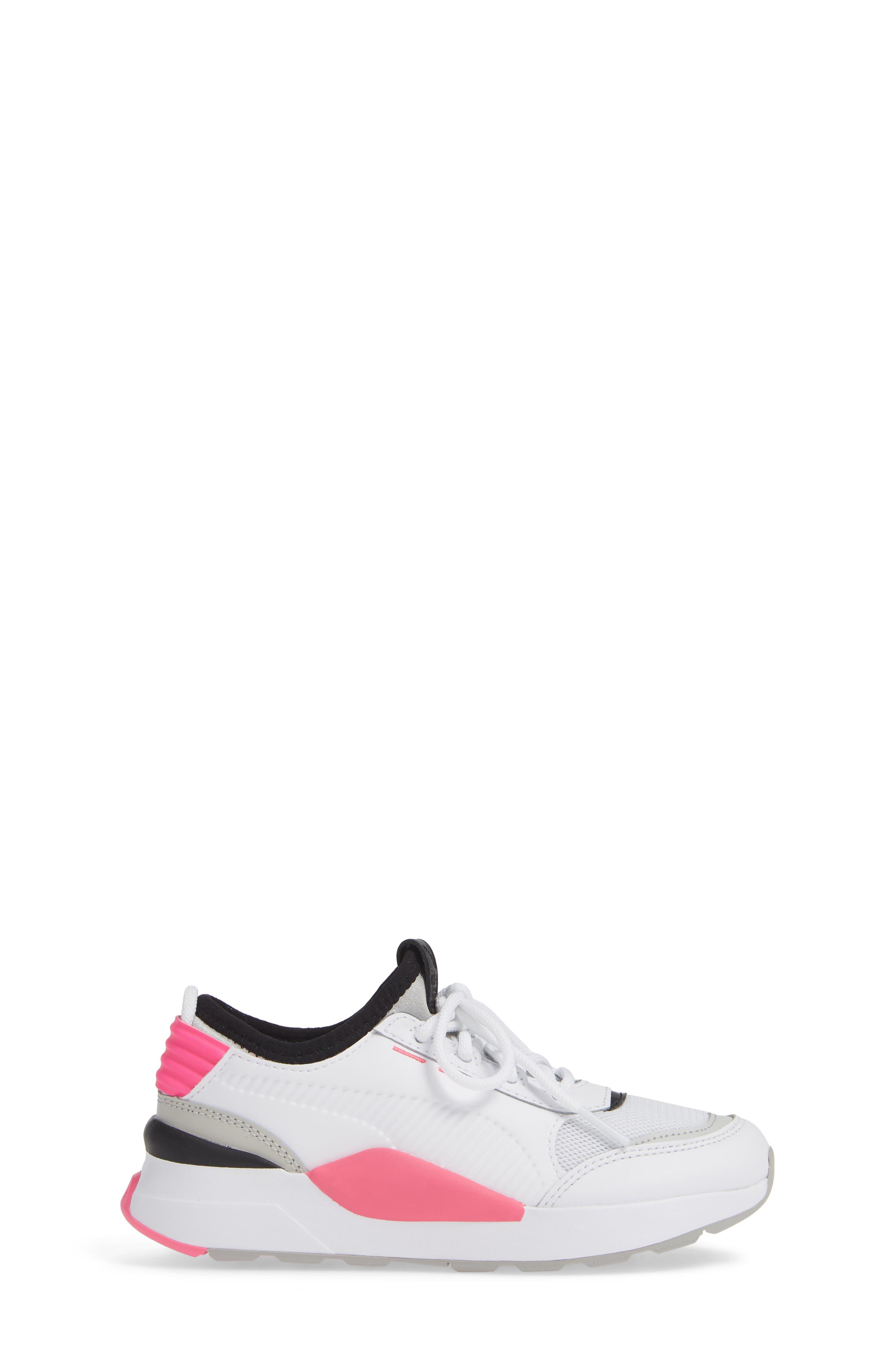 RS-0 Play Sneaker,                             Alternate thumbnail 3, color,                             WHITE/ GRAY VIOLET