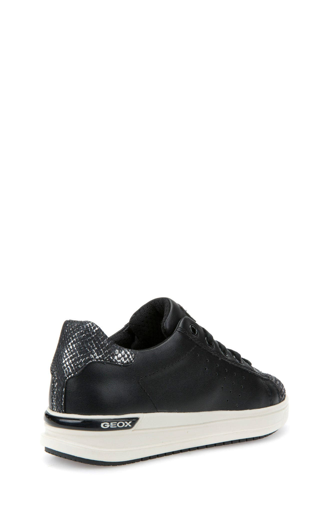 Cave Up Girl Low Top Sneaker,                             Alternate thumbnail 2, color,                             001