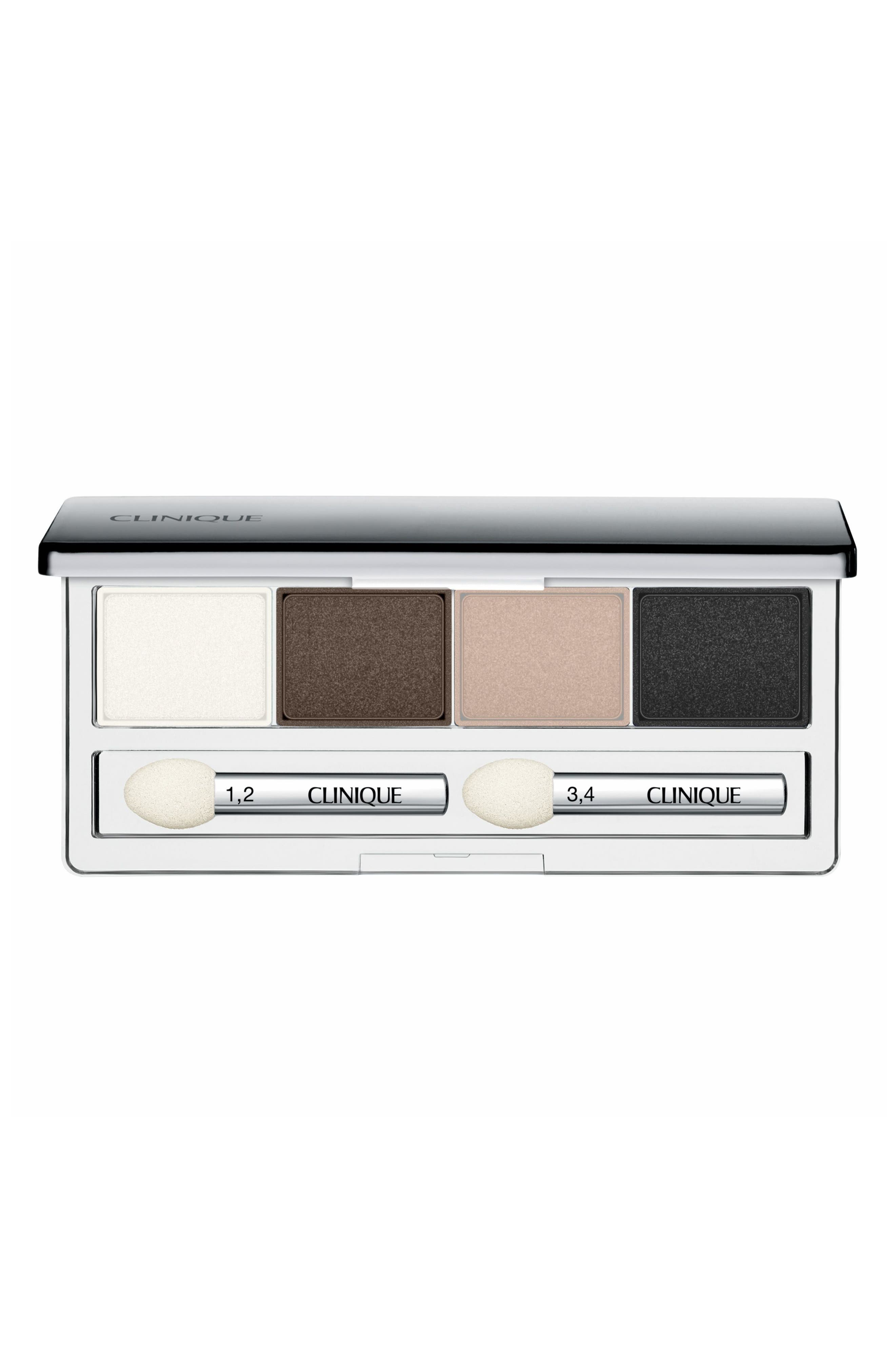 All About Shadow Eyeshadow Quad,                             Main thumbnail 1, color,                             203