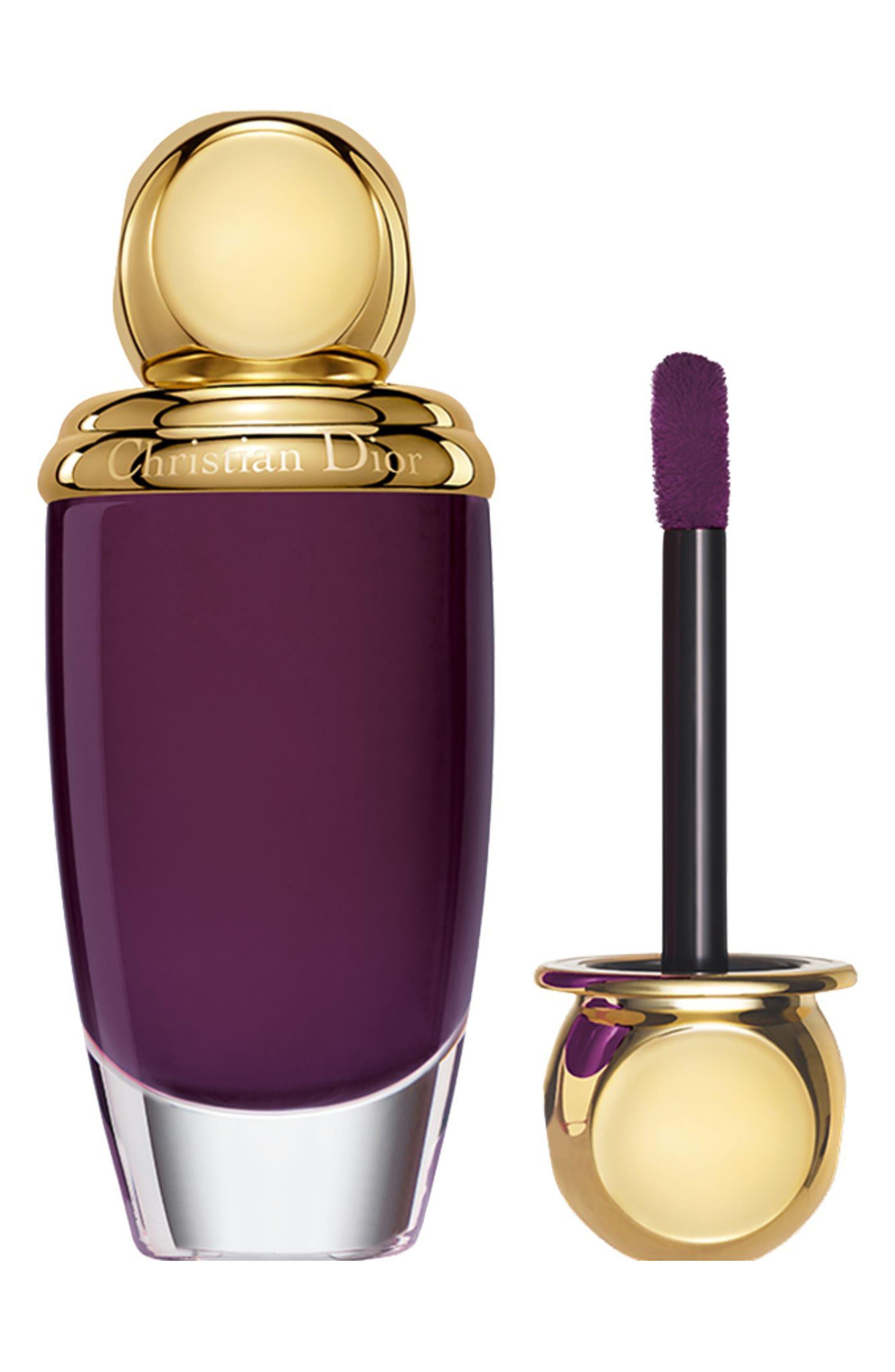Diorific Matte Fluid Lip & Cheek Velvet Colour,                             Main thumbnail 1, color,                             008 INTENSITY