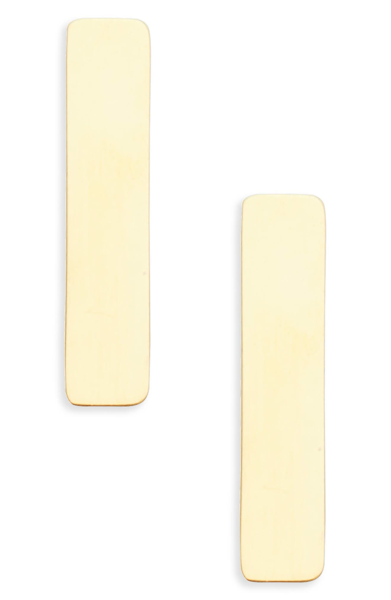 Bar Stud Earrings,                         Main,                         color, 710