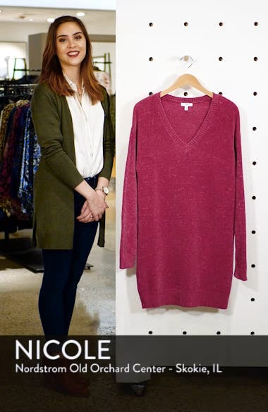 Chenille Sweater Dress, sales video thumbnail