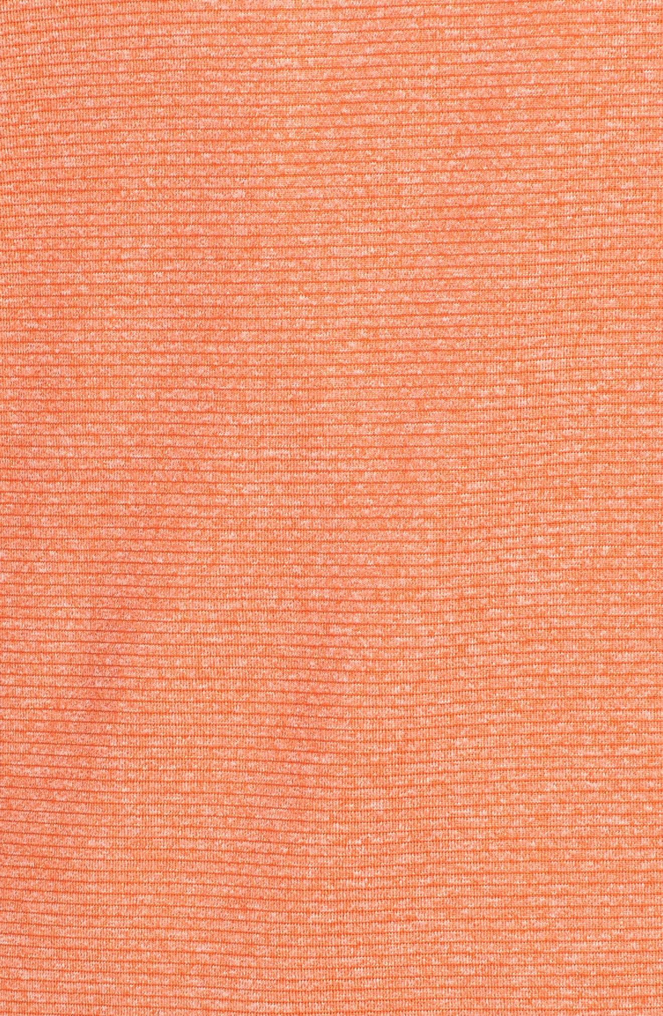 Shoreline - Cincinnati Bengals Half Zip Pullover,                             Alternate thumbnail 5, color,                             816