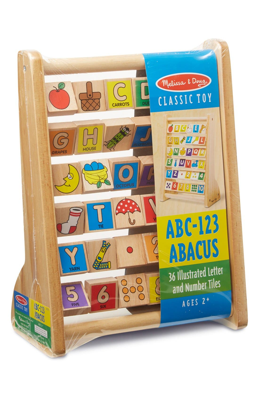 ABC-123 Abacus,                             Alternate thumbnail 2, color,                             BROWN