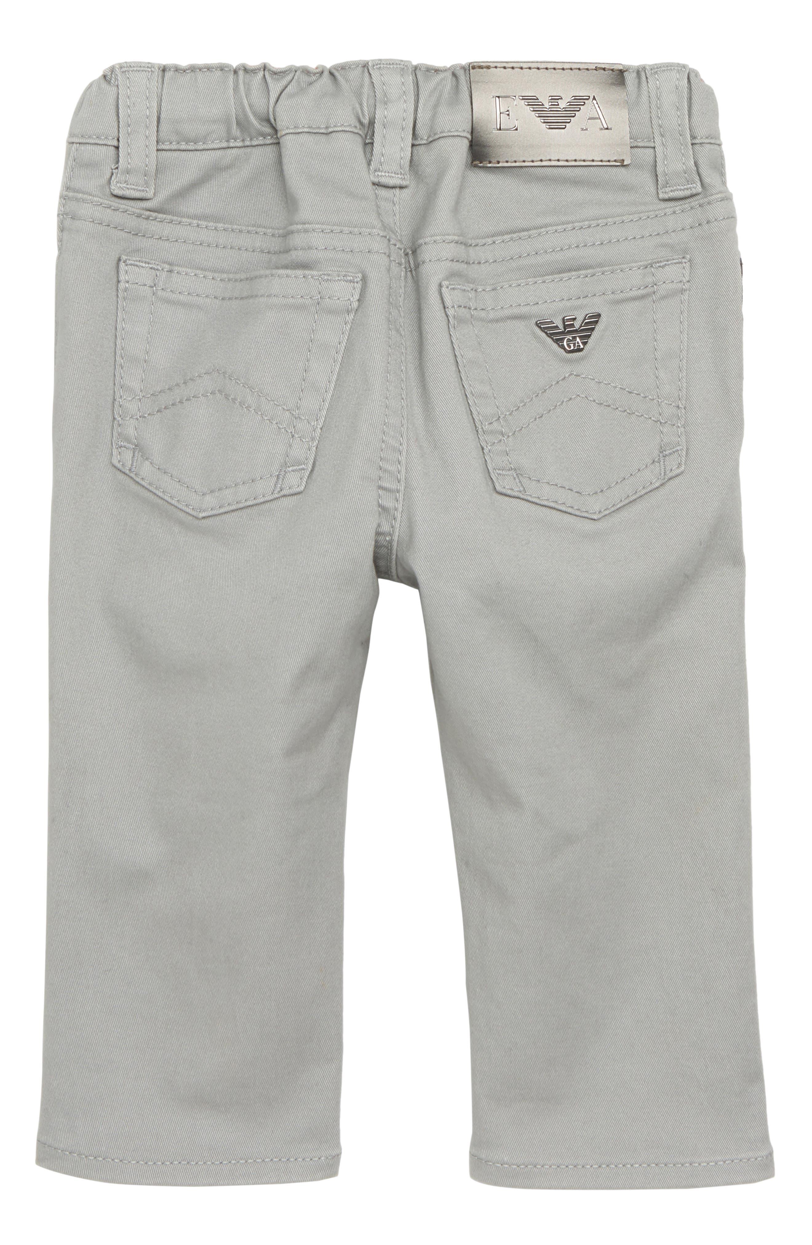 5-Pocket Jeans,                             Alternate thumbnail 2, color,                             SILVER