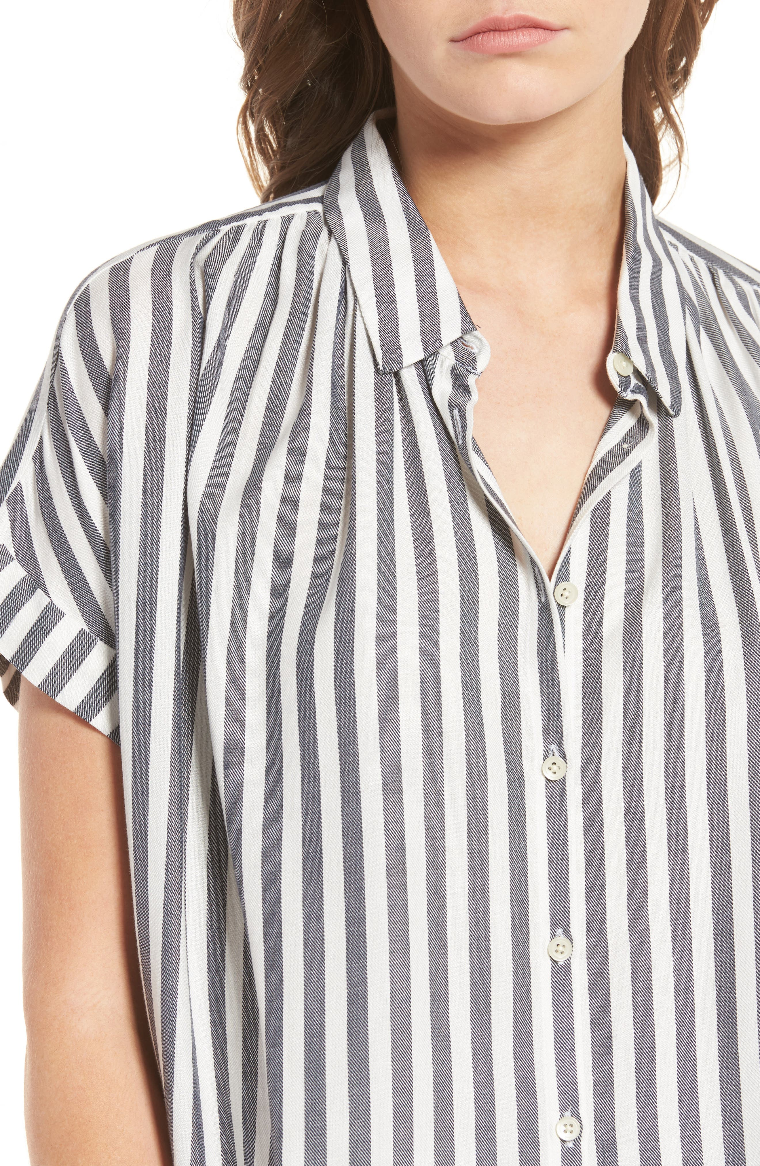 Central Shirt,                             Alternate thumbnail 4, color,                             401