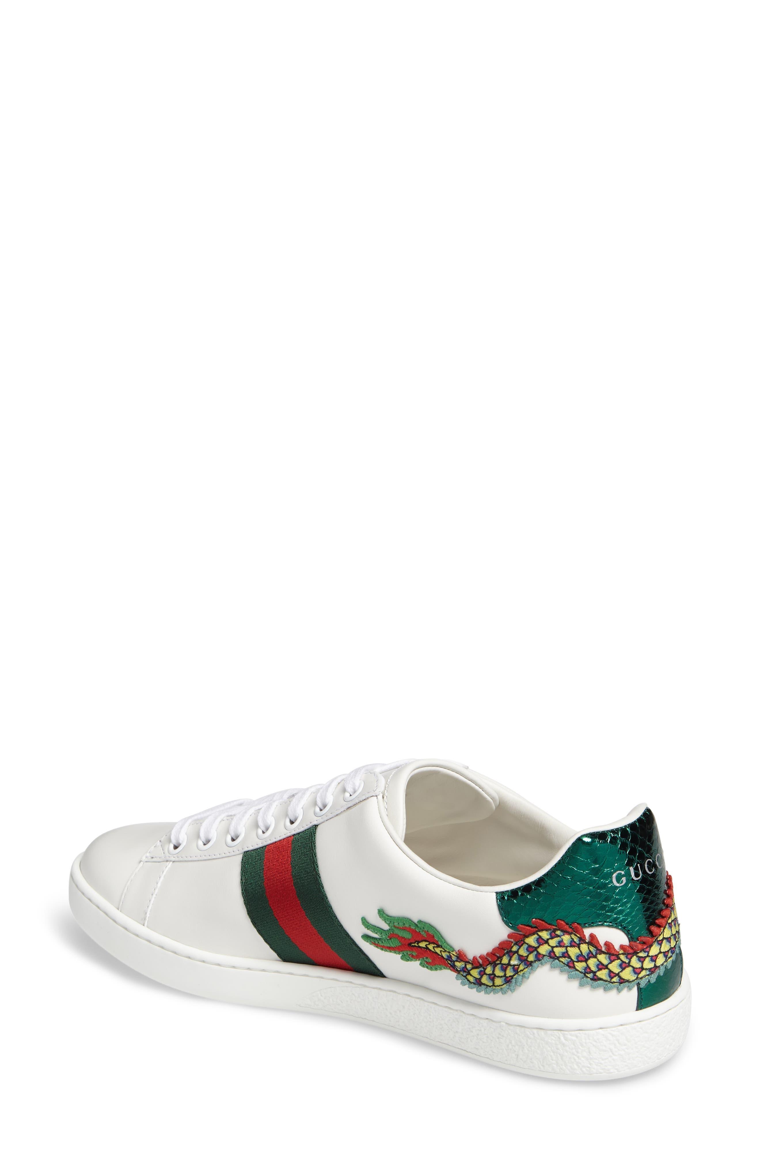 New Ace Dragon Sneaker,                             Alternate thumbnail 2, color,                             138