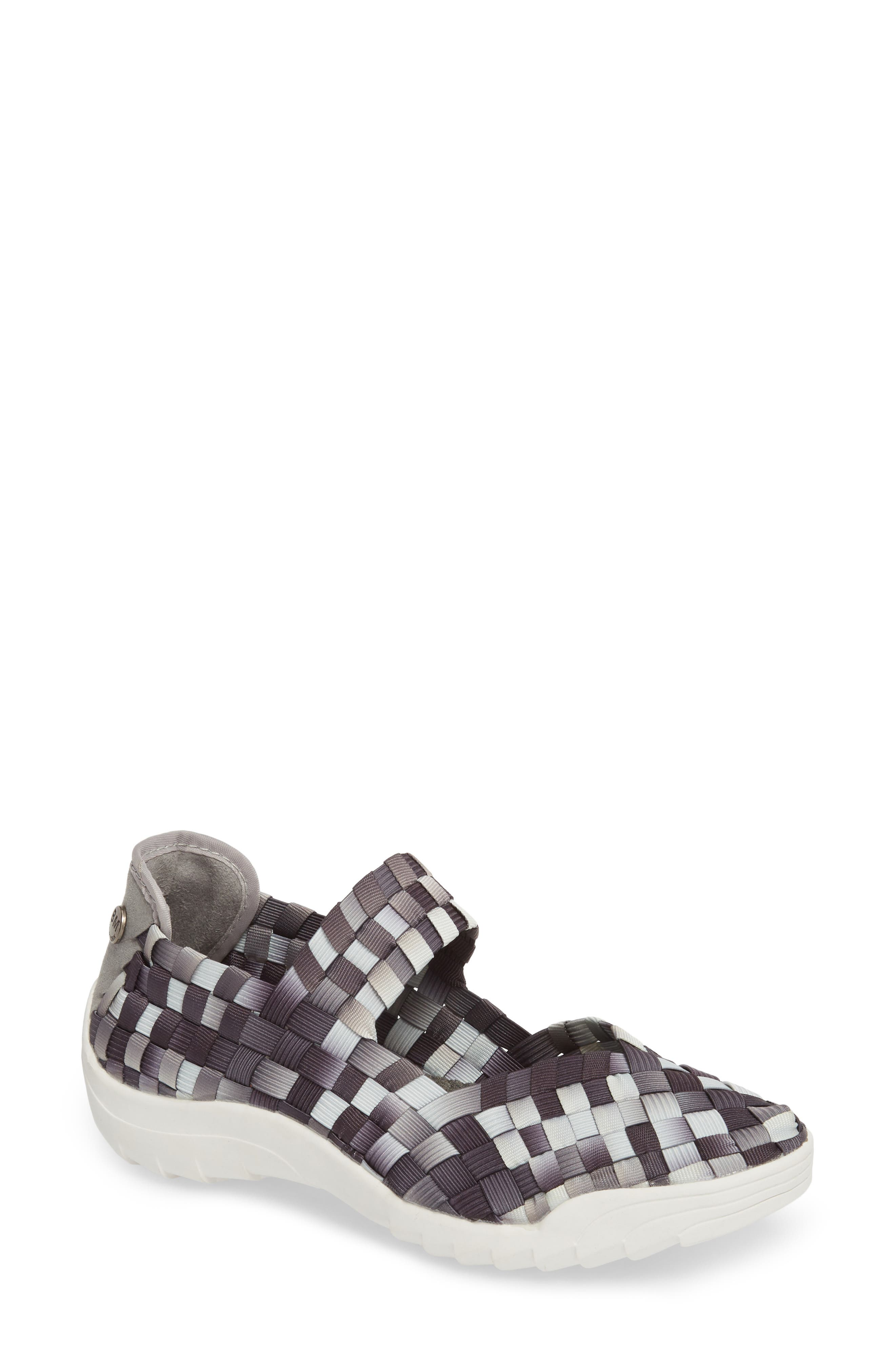 Rigged Charm Sneaker,                         Main,                         color, GREY OMBRE