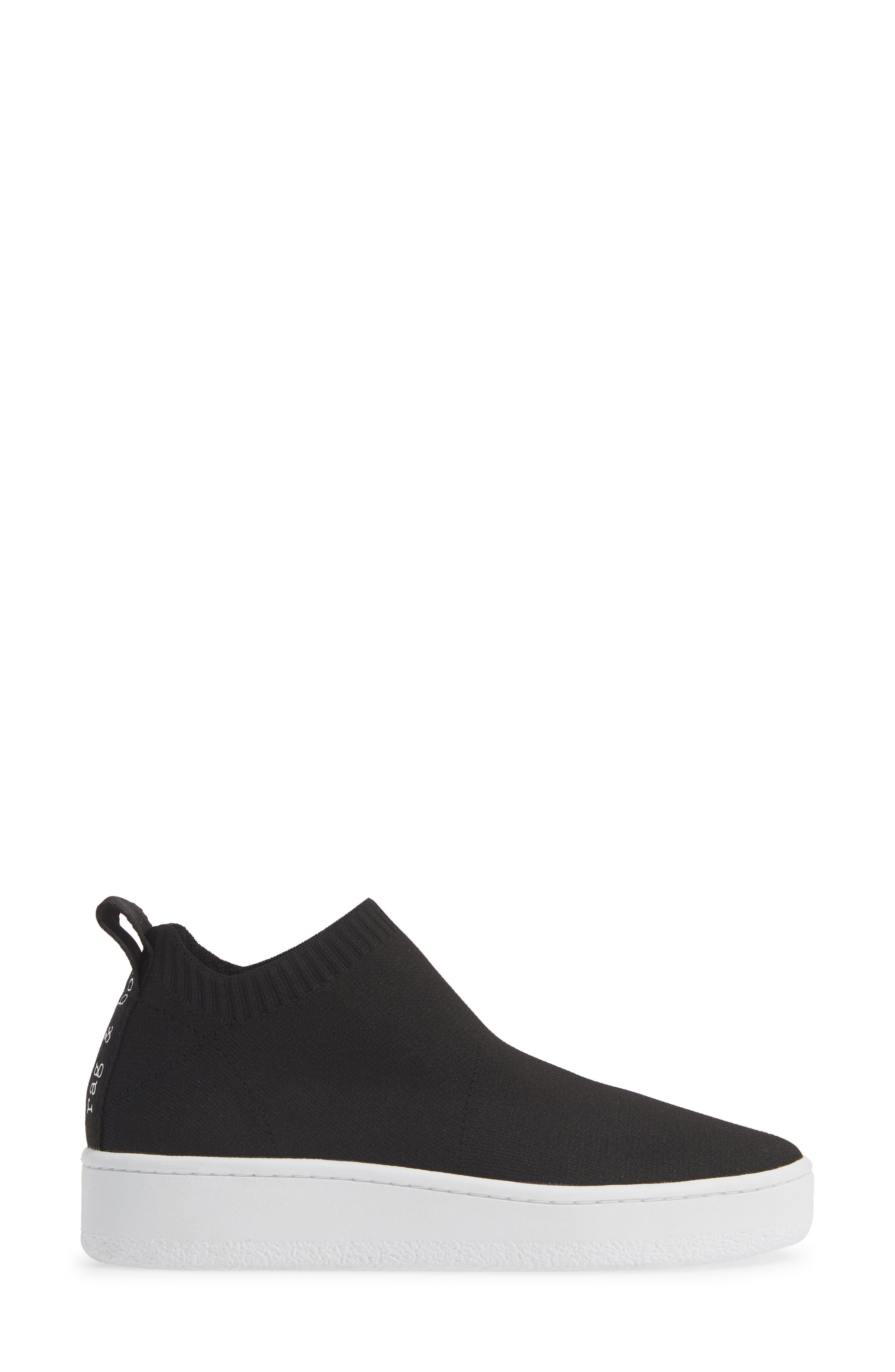 Orion Platform Sneaker,                             Alternate thumbnail 3, color,                             001