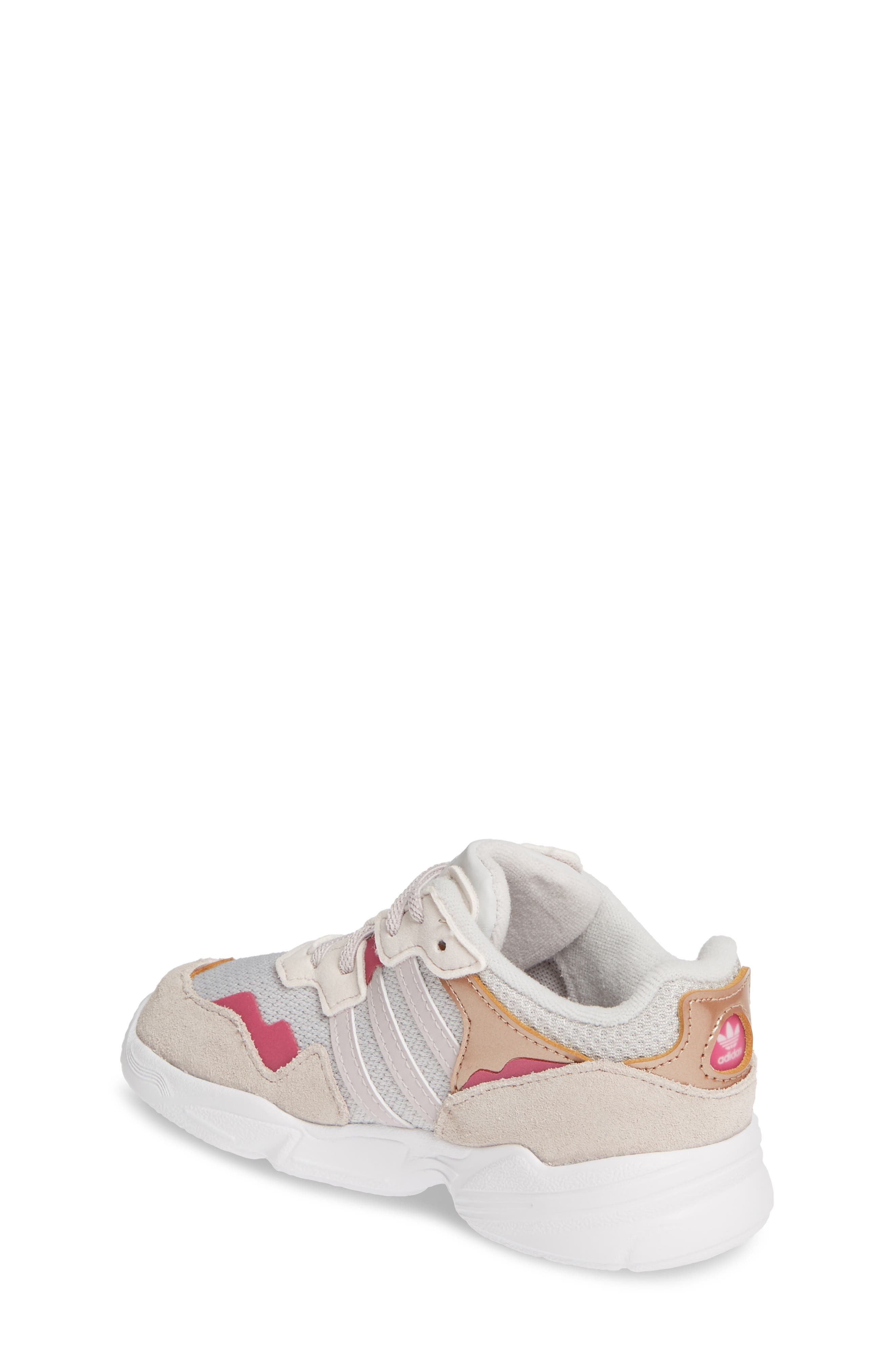 Yung-96 Sneaker,                             Alternate thumbnail 2, color,                             GREY TWO/ ORCHID/ TRUE PINK
