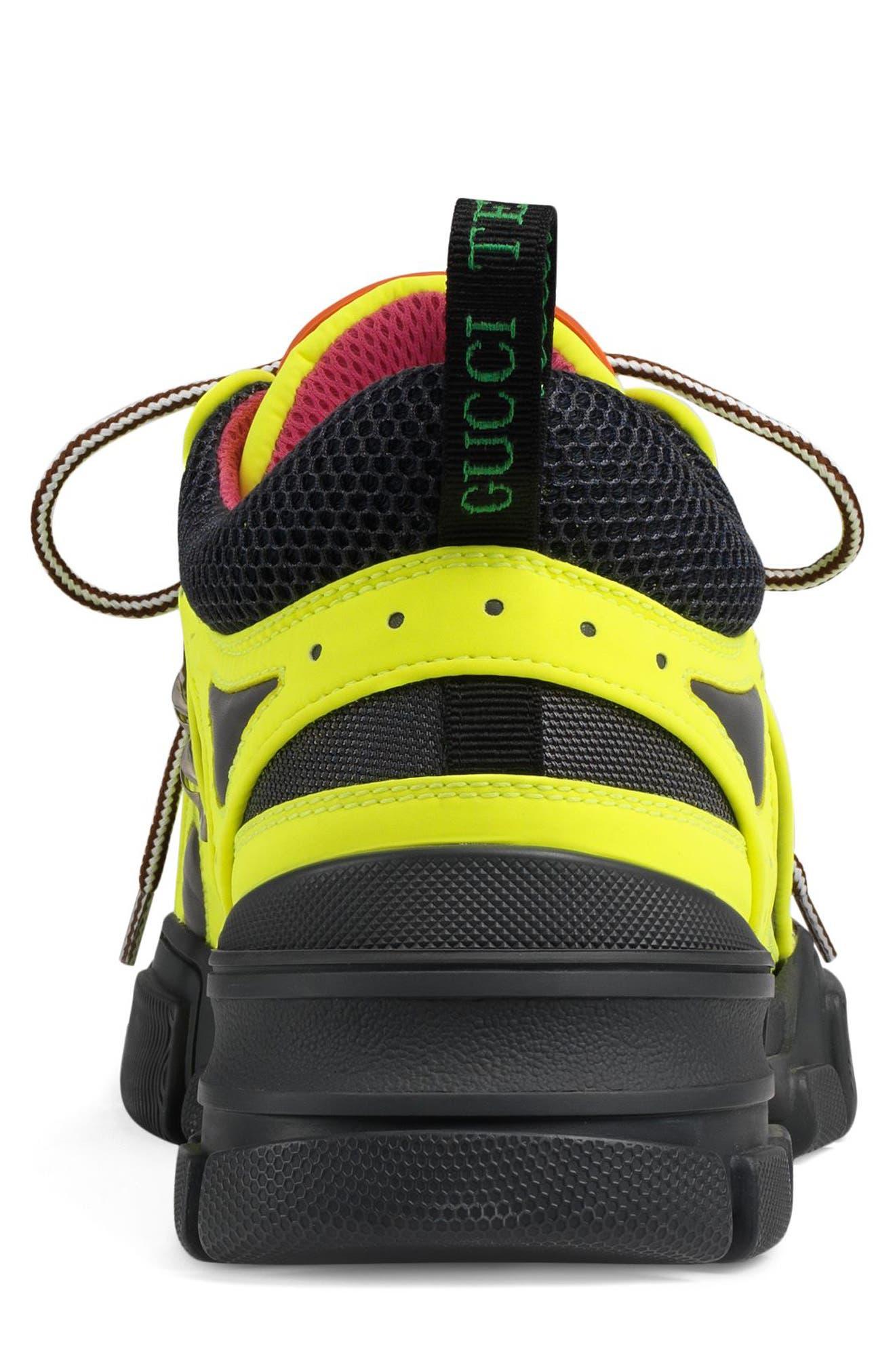 Flashtrek Sneaker,                             Alternate thumbnail 5, color,                             YELLOW