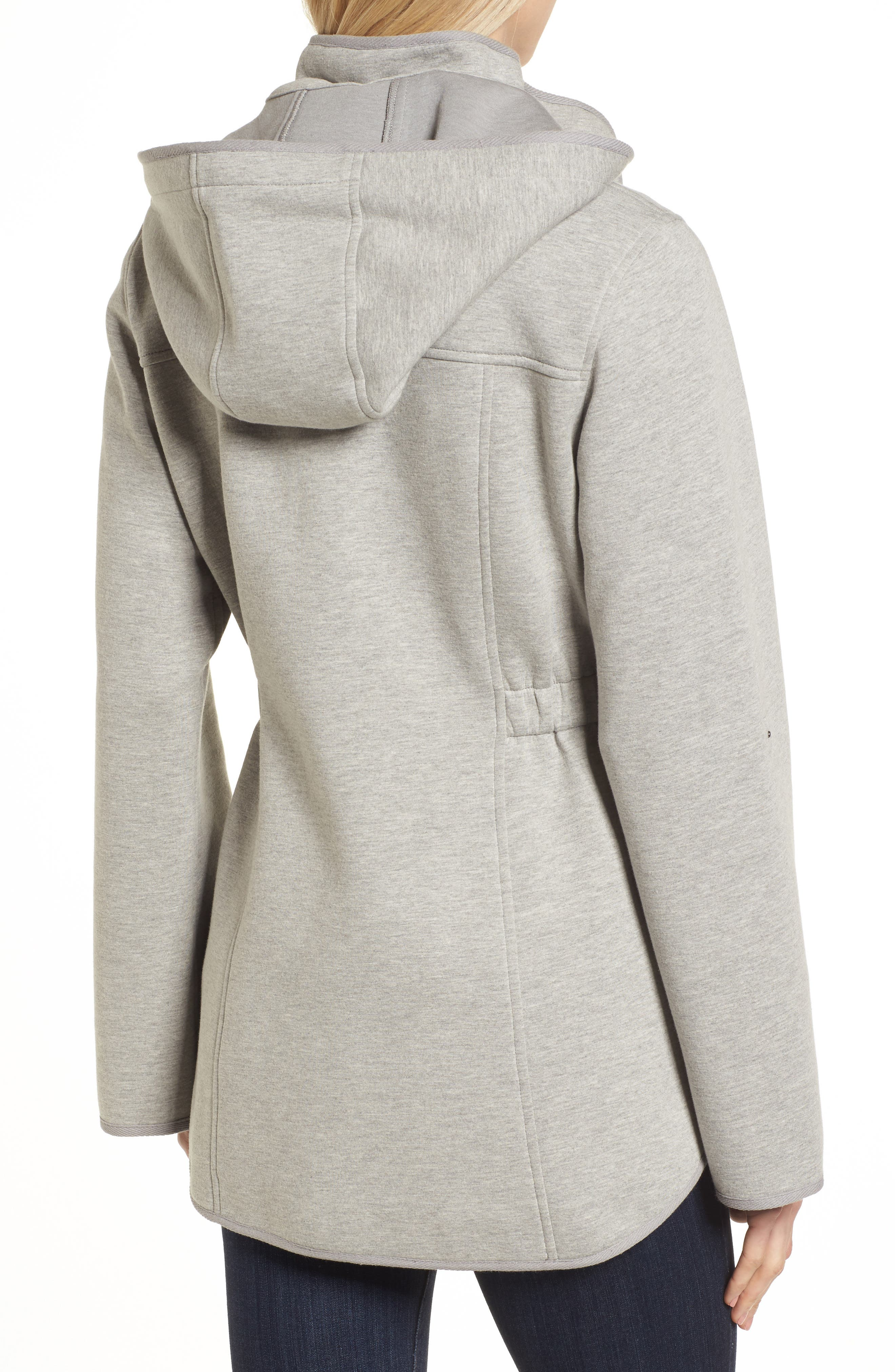 Hooded Knit Anorak,                             Alternate thumbnail 2, color,                             055