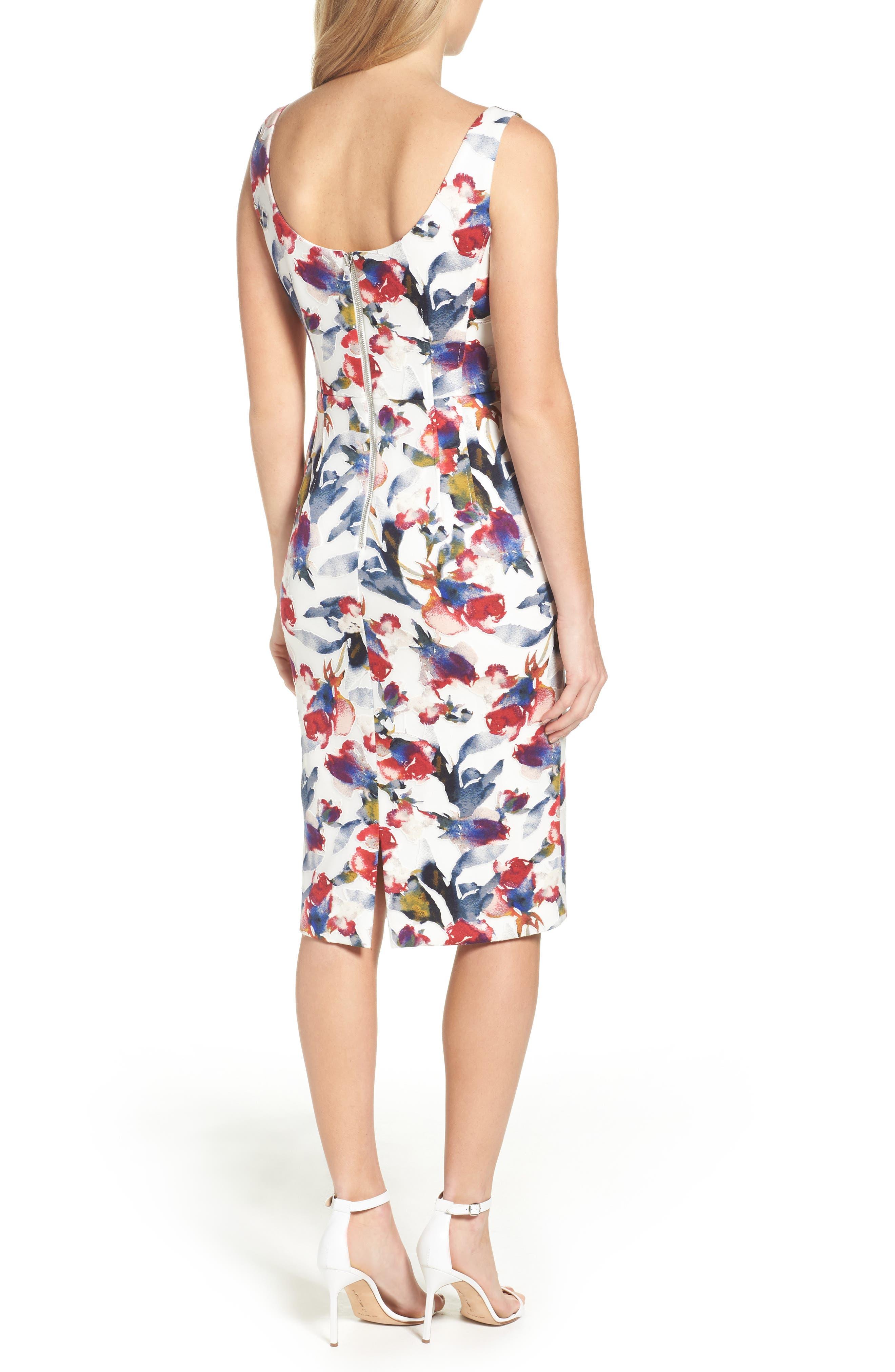 Tea Rose Dress,                             Alternate thumbnail 2, color,                             145