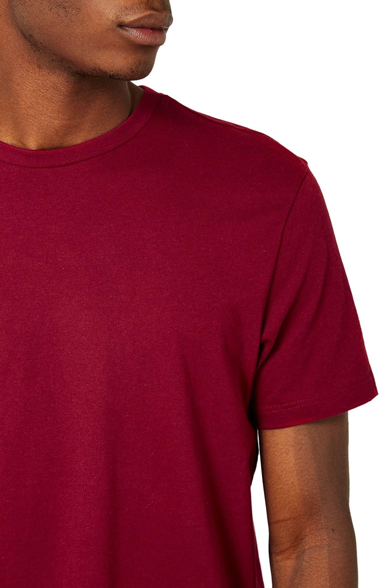 Slim Fit Crewneck T-Shirt,                             Alternate thumbnail 271, color,