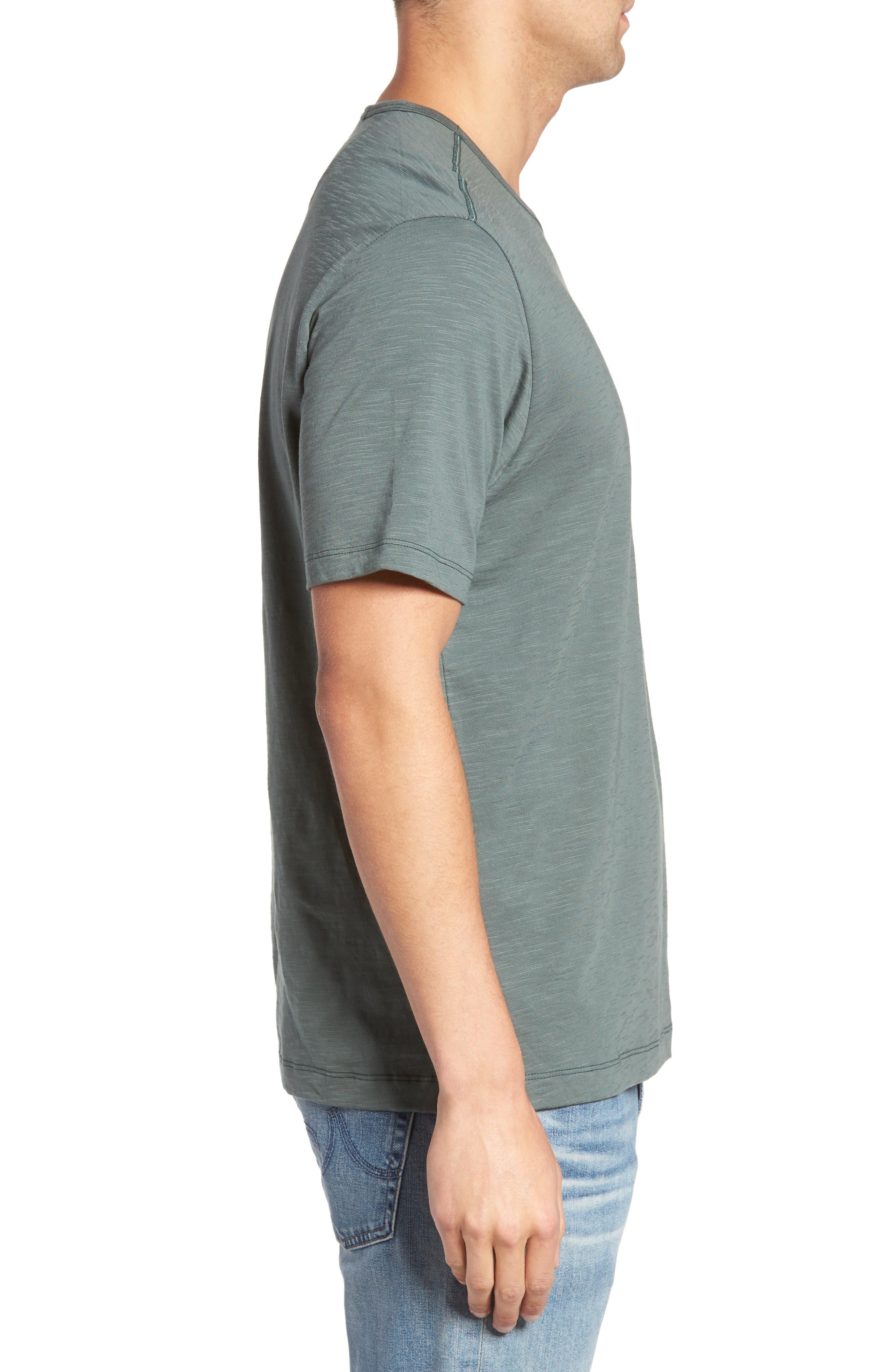 'Portside Player' Pima Cotton T-Shirt,                             Alternate thumbnail 26, color,