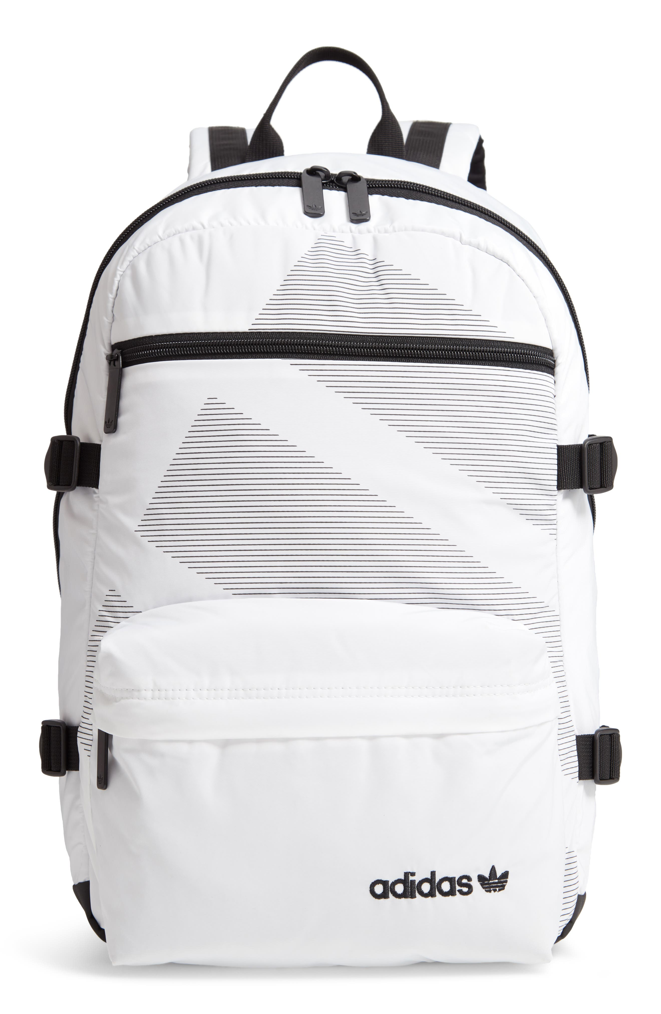 Adidas Originals Eqt Backpack - White