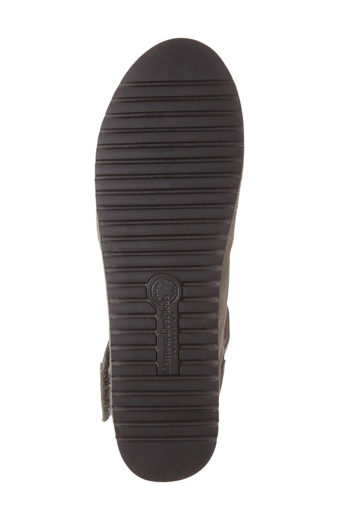 'Amadour' Platform Sandal,                             Alternate thumbnail 43, color,