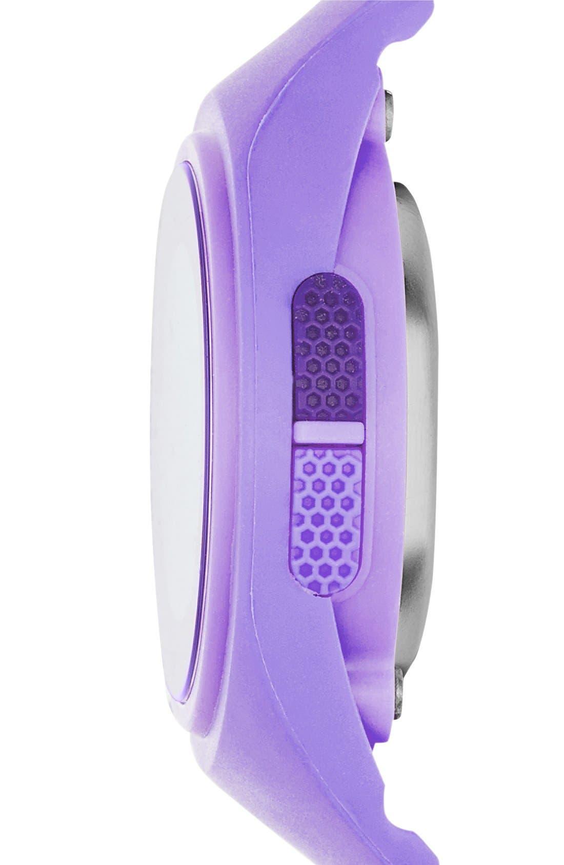 'Adizero' Digital Watch, 43mm x 38mm,                             Alternate thumbnail 11, color,