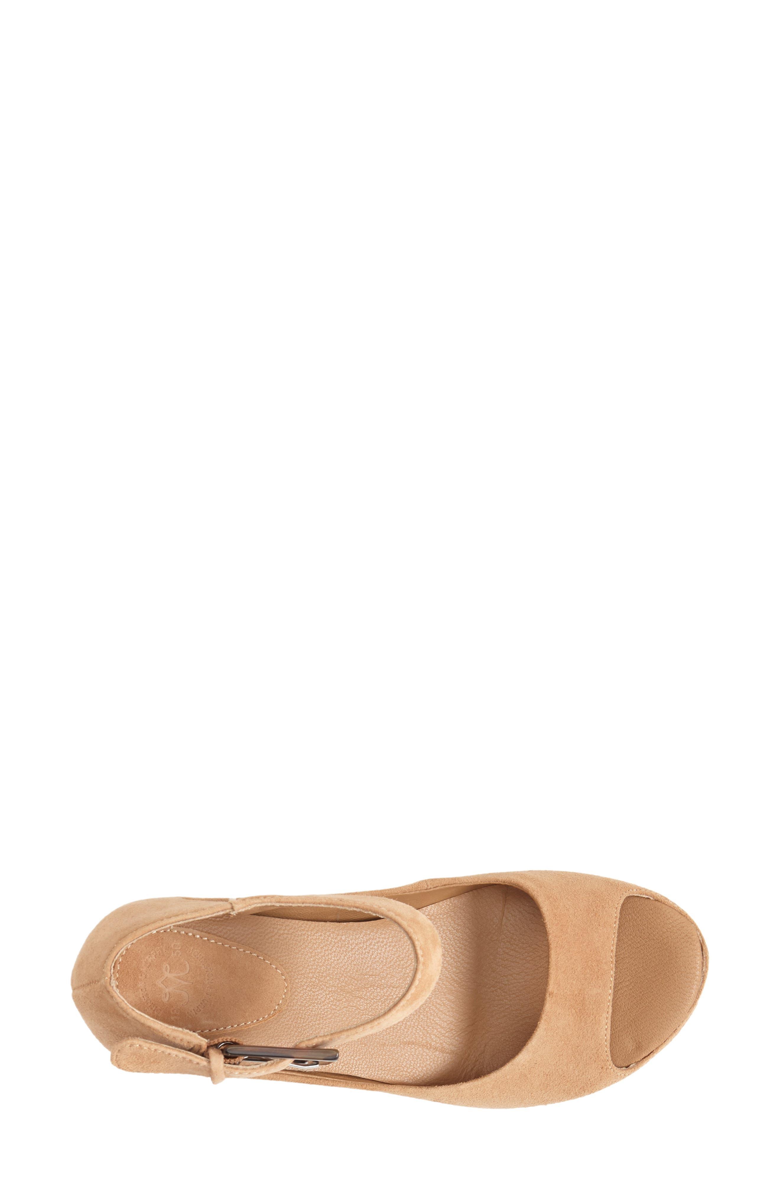 'Tricia' Ankle Strap Sandal,                             Alternate thumbnail 47, color,