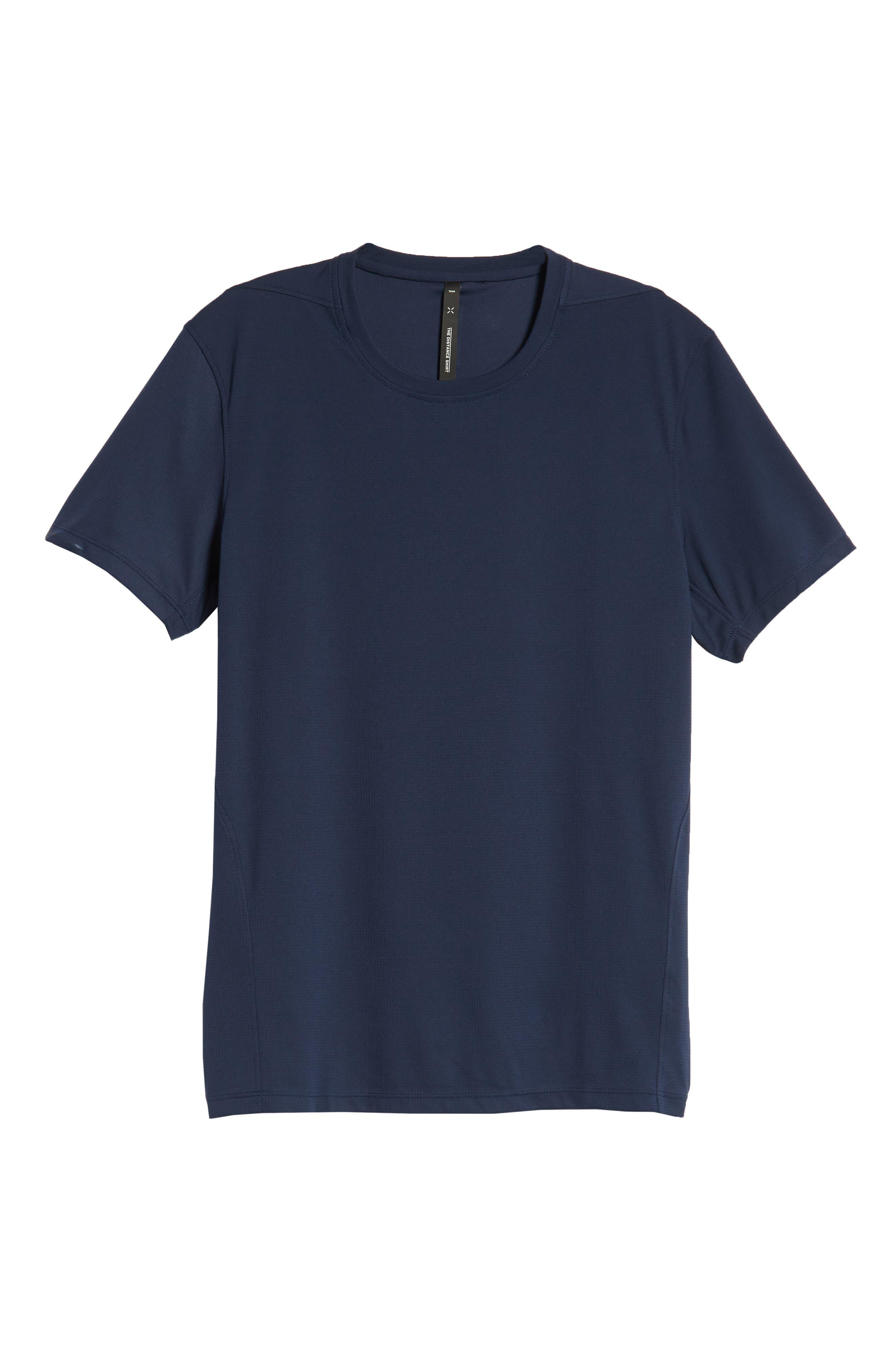 Distance Crewneck T-Shirt,                             Alternate thumbnail 18, color,