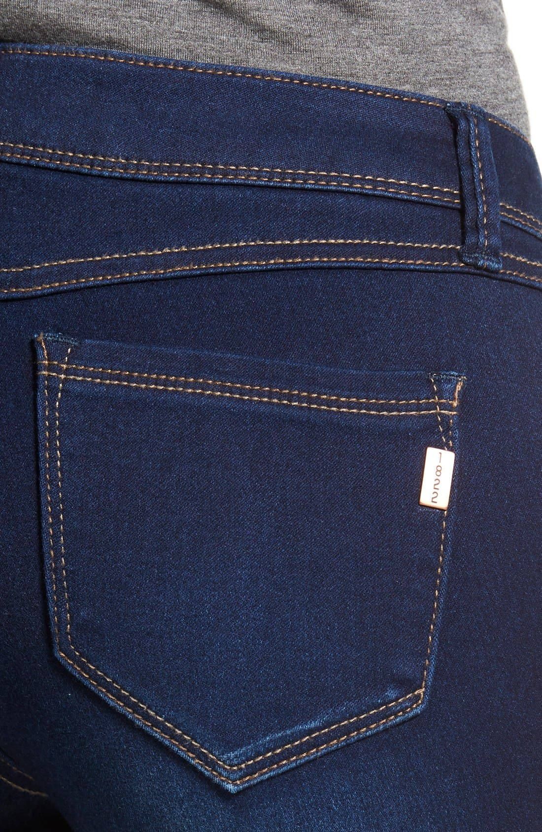 Butter Skinny Jeans,                             Alternate thumbnail 2, color,                             LENNOX