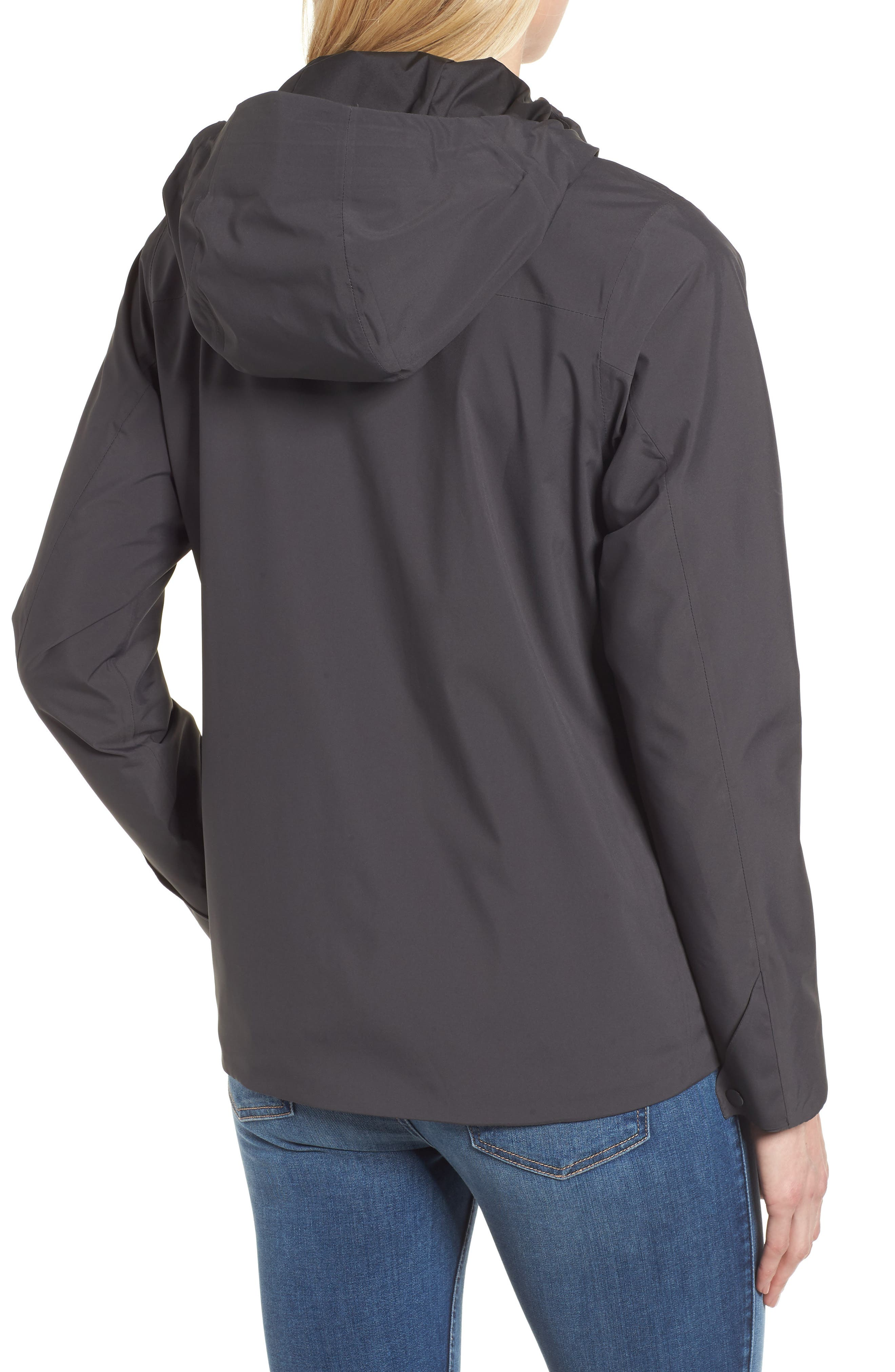 Yosemite Falls Hooded Jacket,                             Alternate thumbnail 2, color,                             001
