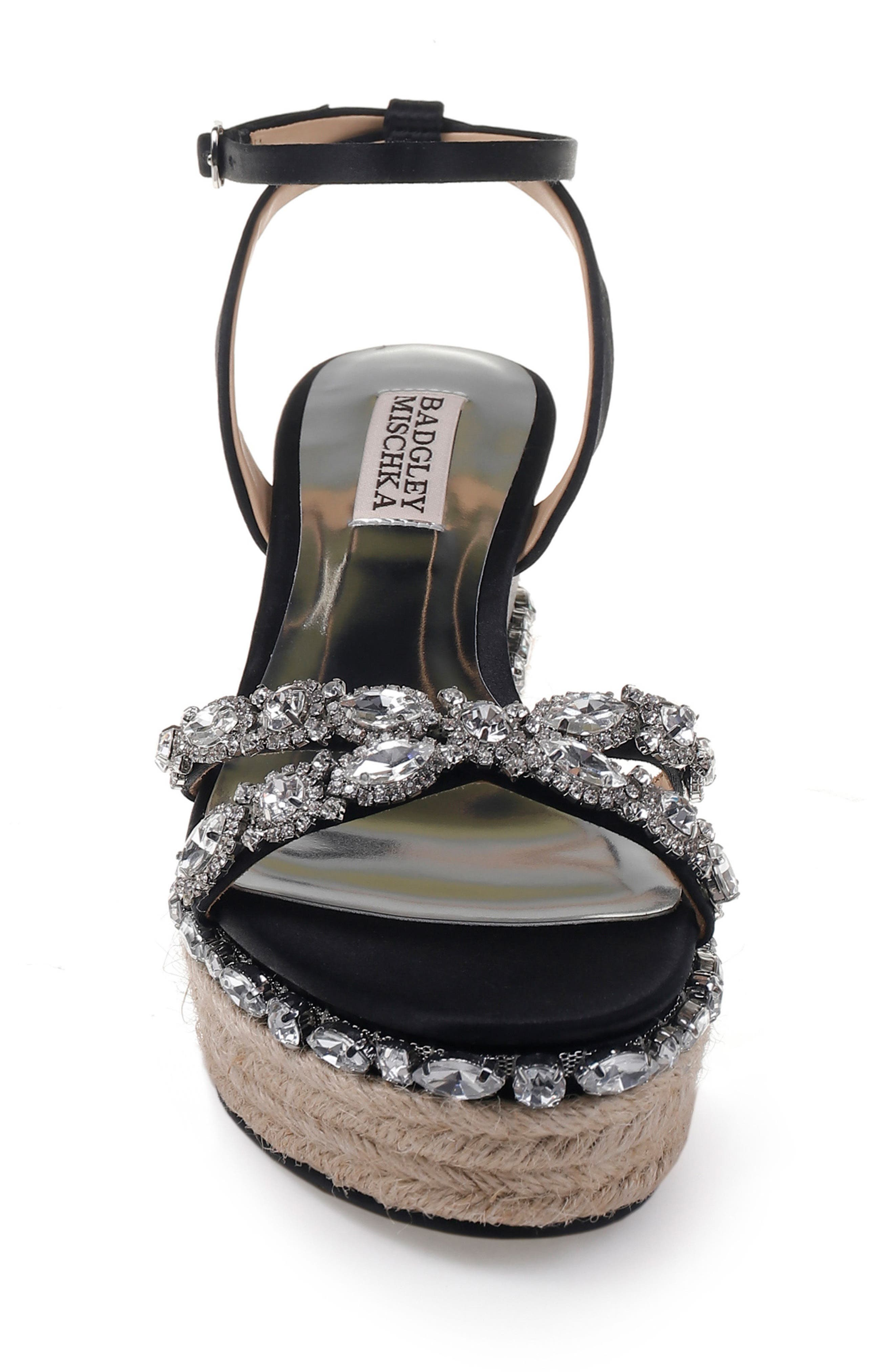 Silvie Espadrille Wedge,                             Alternate thumbnail 7, color,