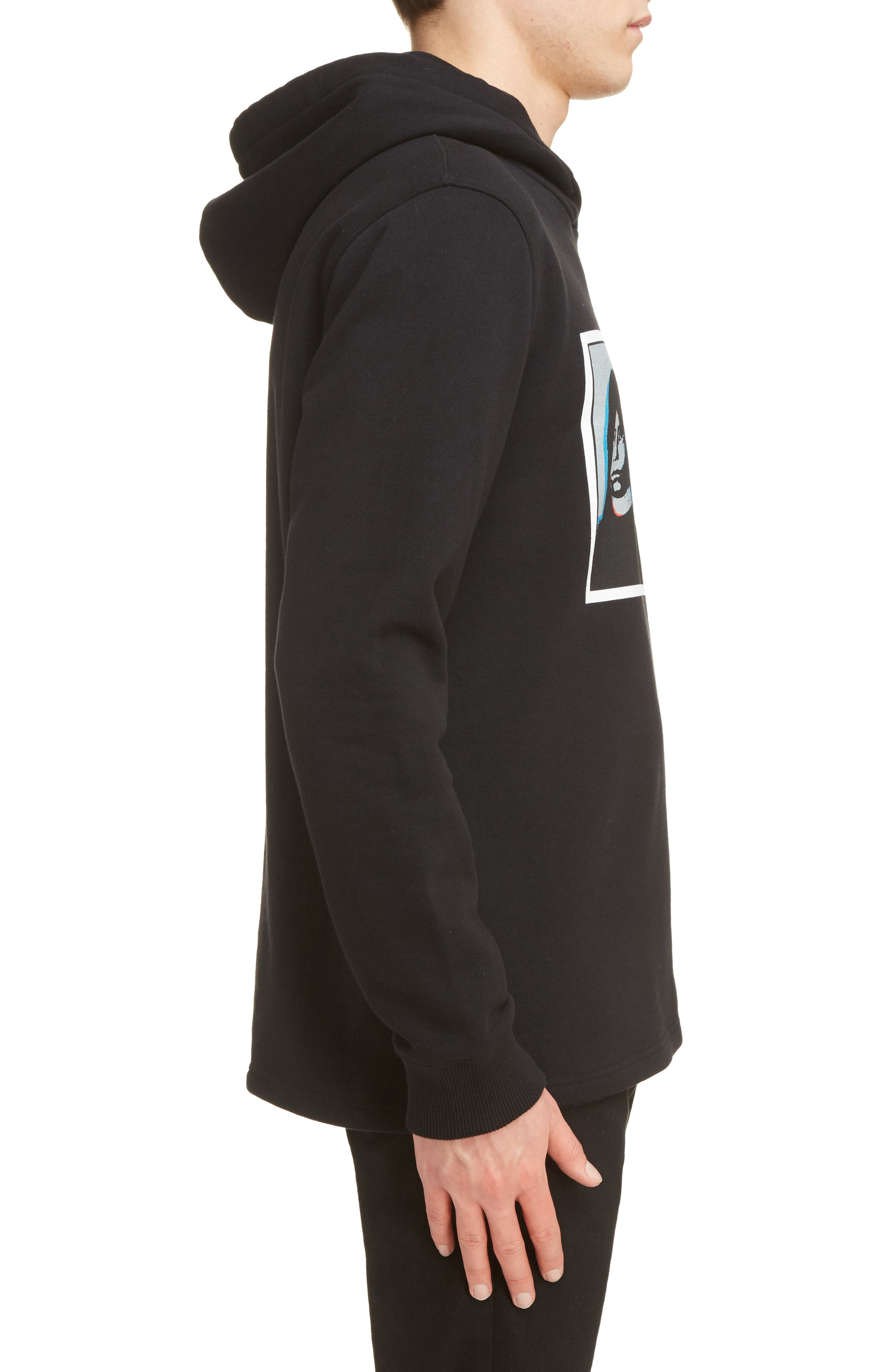 Abstract Photo Hoodie,                             Alternate thumbnail 3, color,                             001