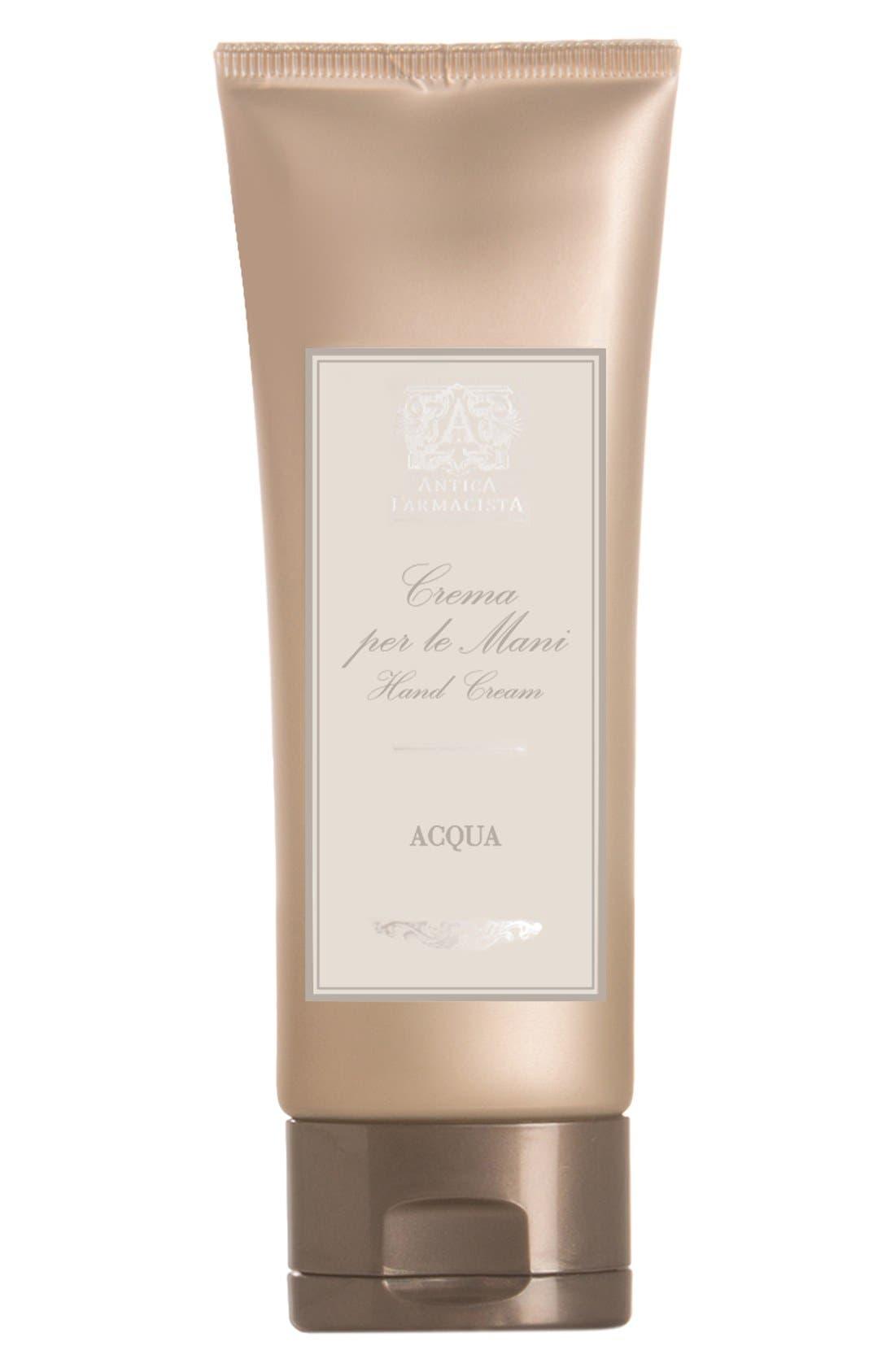 'Acqua' Hand Cream,                         Main,                         color, 000