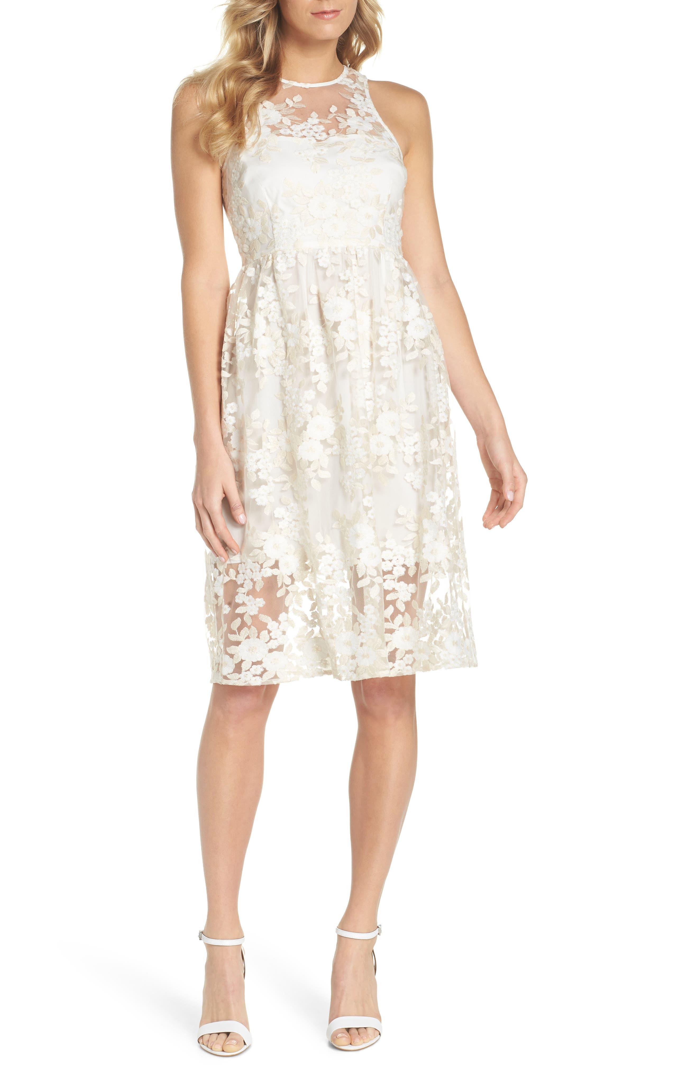 Arroyo Lace Dress,                             Alternate thumbnail 6, color,