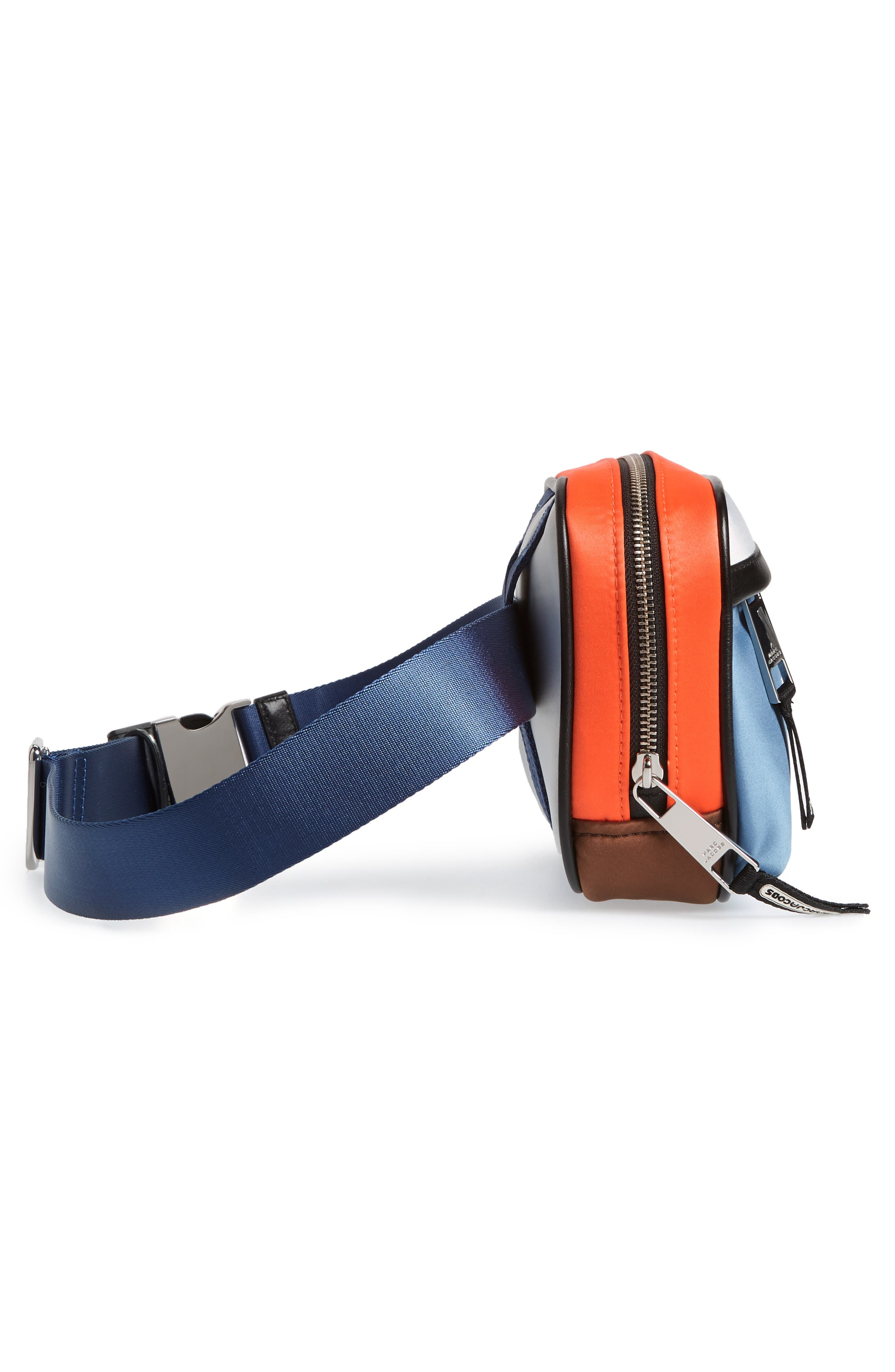 Sport Colorblock Belt Bag,                             Alternate thumbnail 17, color,