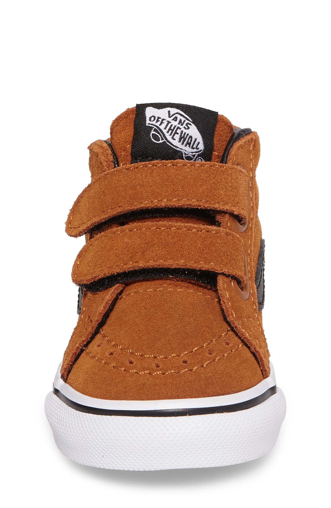 SK8-Mid Reissue Sneaker,                             Alternate thumbnail 4, color,                             200